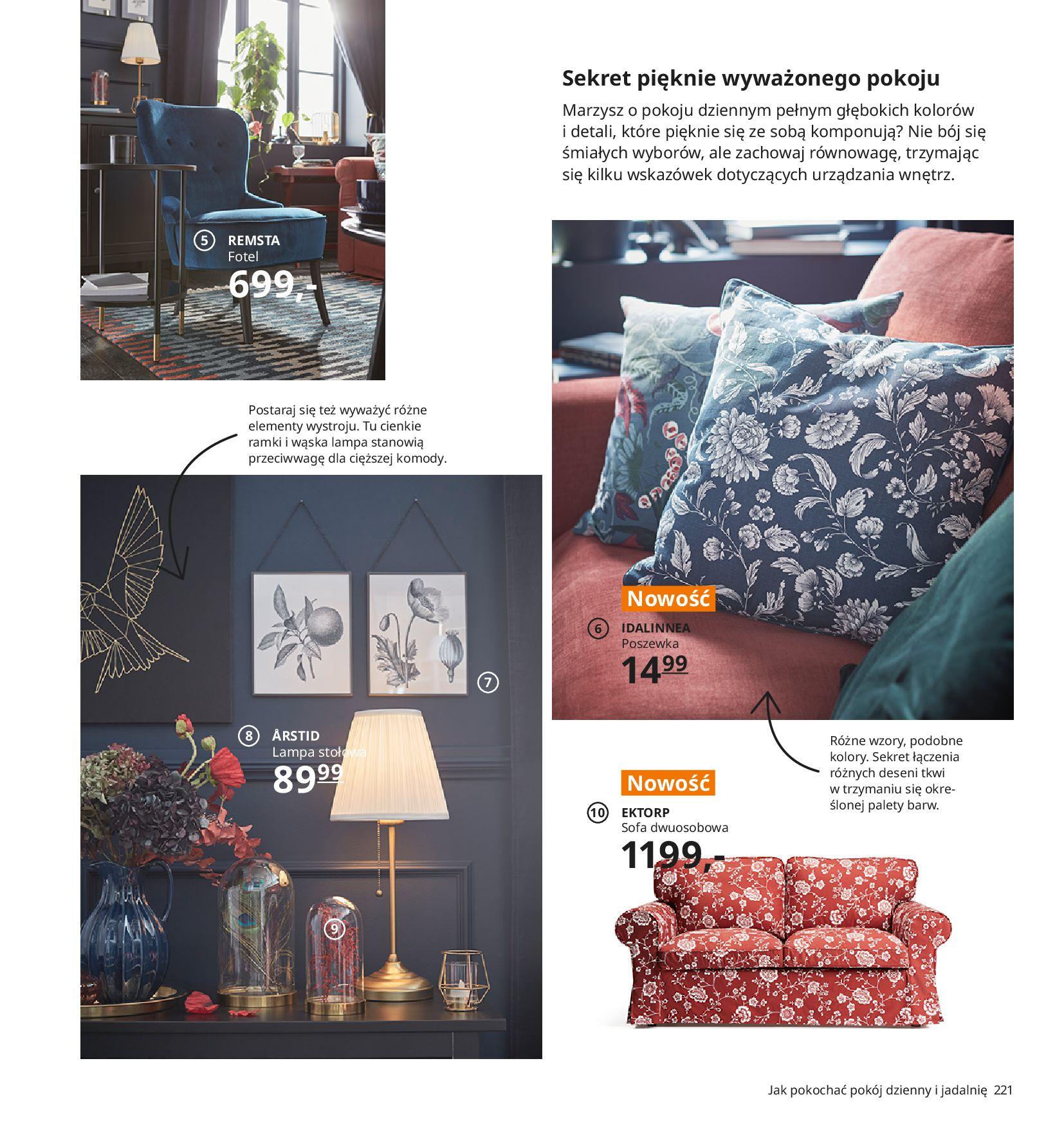 Gazetka IKEA:  Katalog IKEA 2021 2020-08-12 page-221
