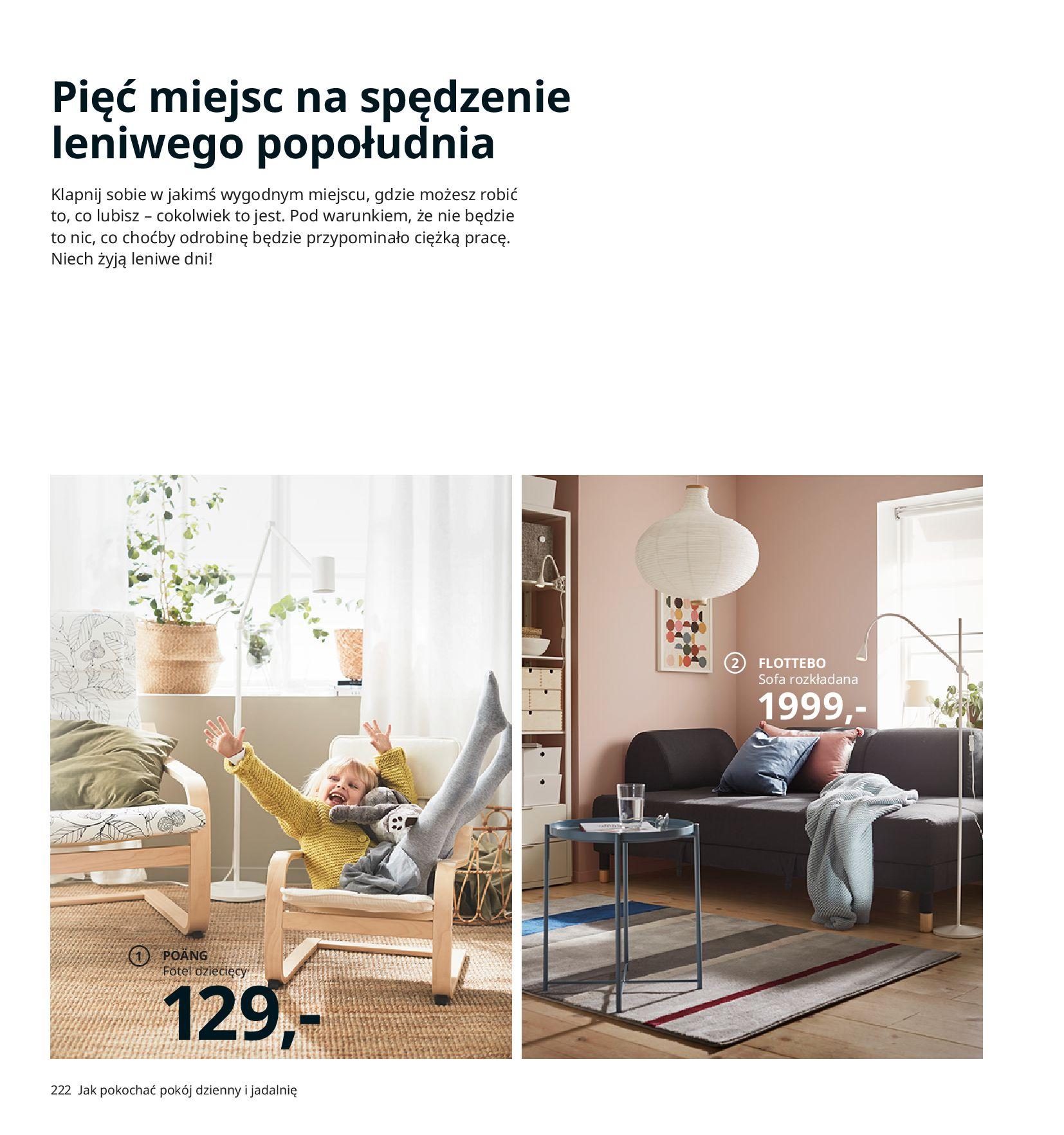 Gazetka IKEA:  Katalog IKEA 2021 2020-08-12 page-222