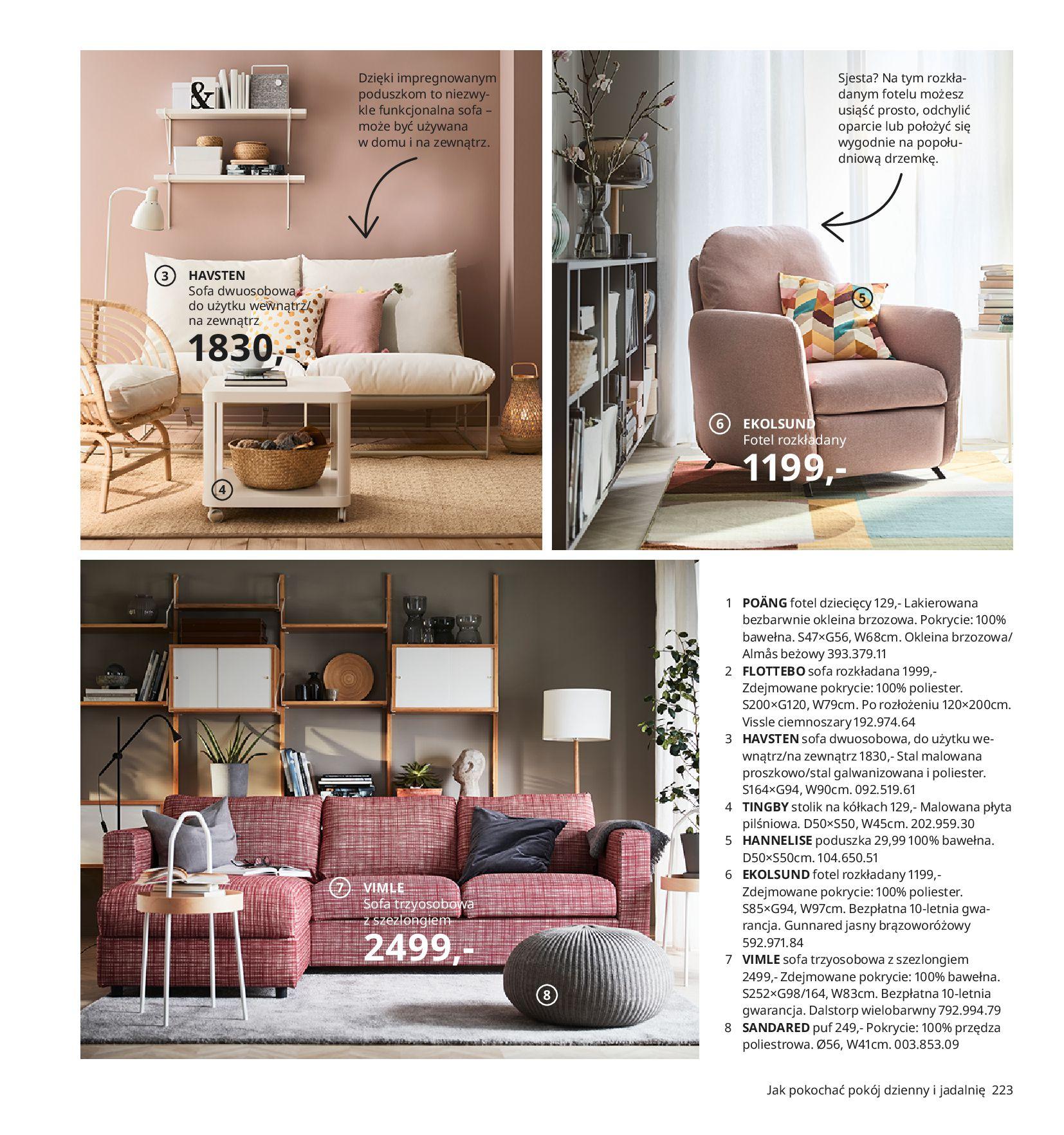 Gazetka IKEA:  Katalog IKEA 2021 2020-08-12 page-223