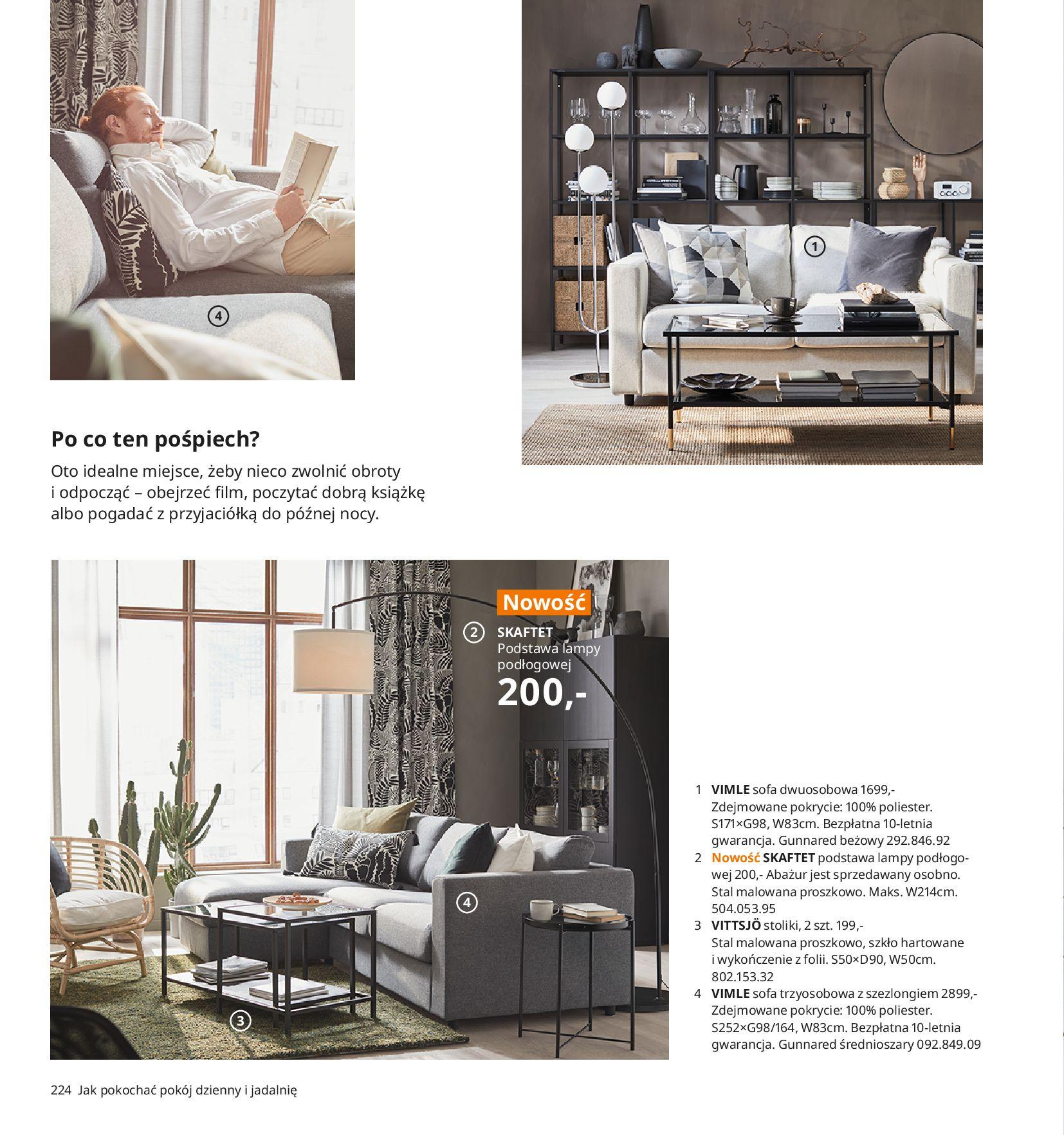 Gazetka IKEA:  Katalog IKEA 2021 2020-08-12 page-224