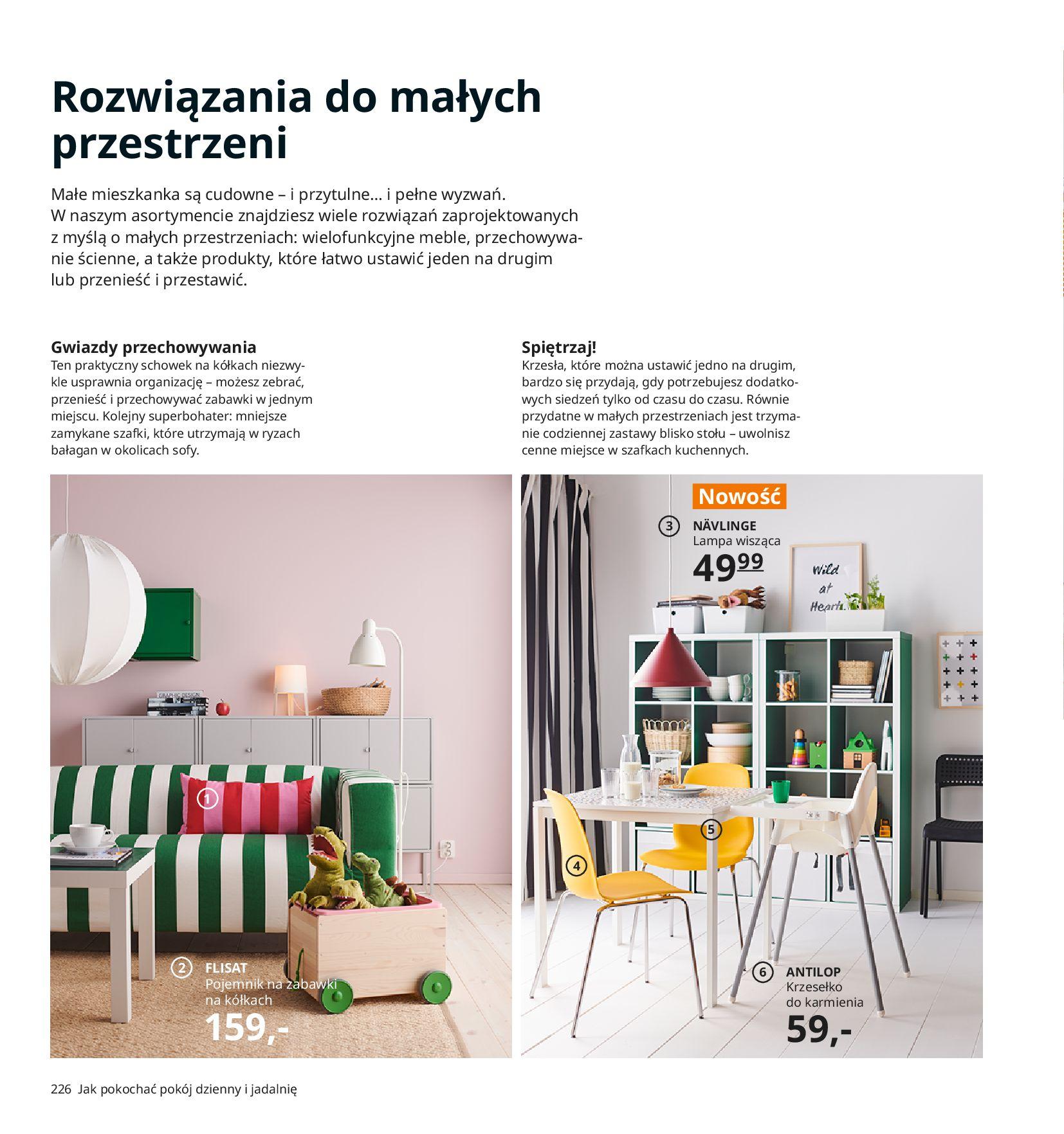 Gazetka IKEA:  Katalog IKEA 2021 2020-08-12 page-226