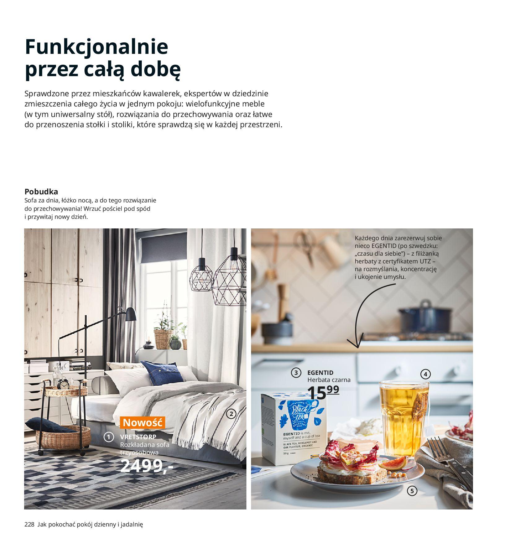 Gazetka IKEA:  Katalog IKEA 2021 2020-08-12 page-228