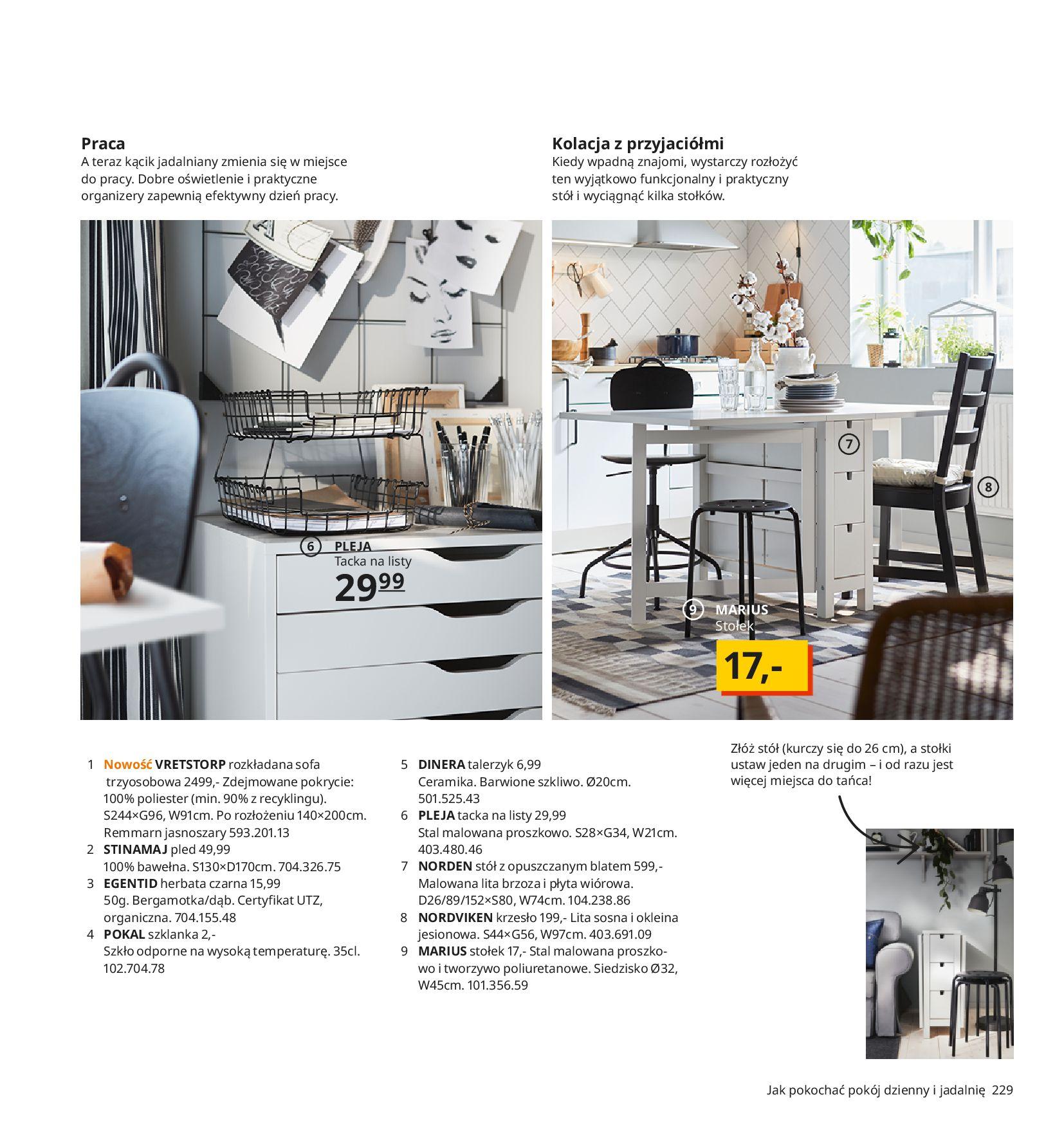Gazetka IKEA:  Katalog IKEA 2021 2020-08-12 page-229