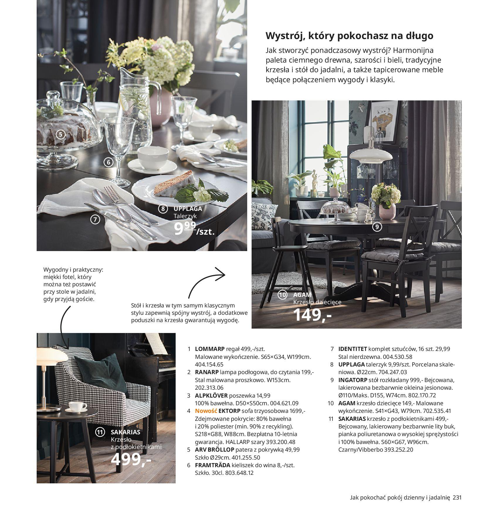 Gazetka IKEA:  Katalog IKEA 2021 2020-08-12 page-231