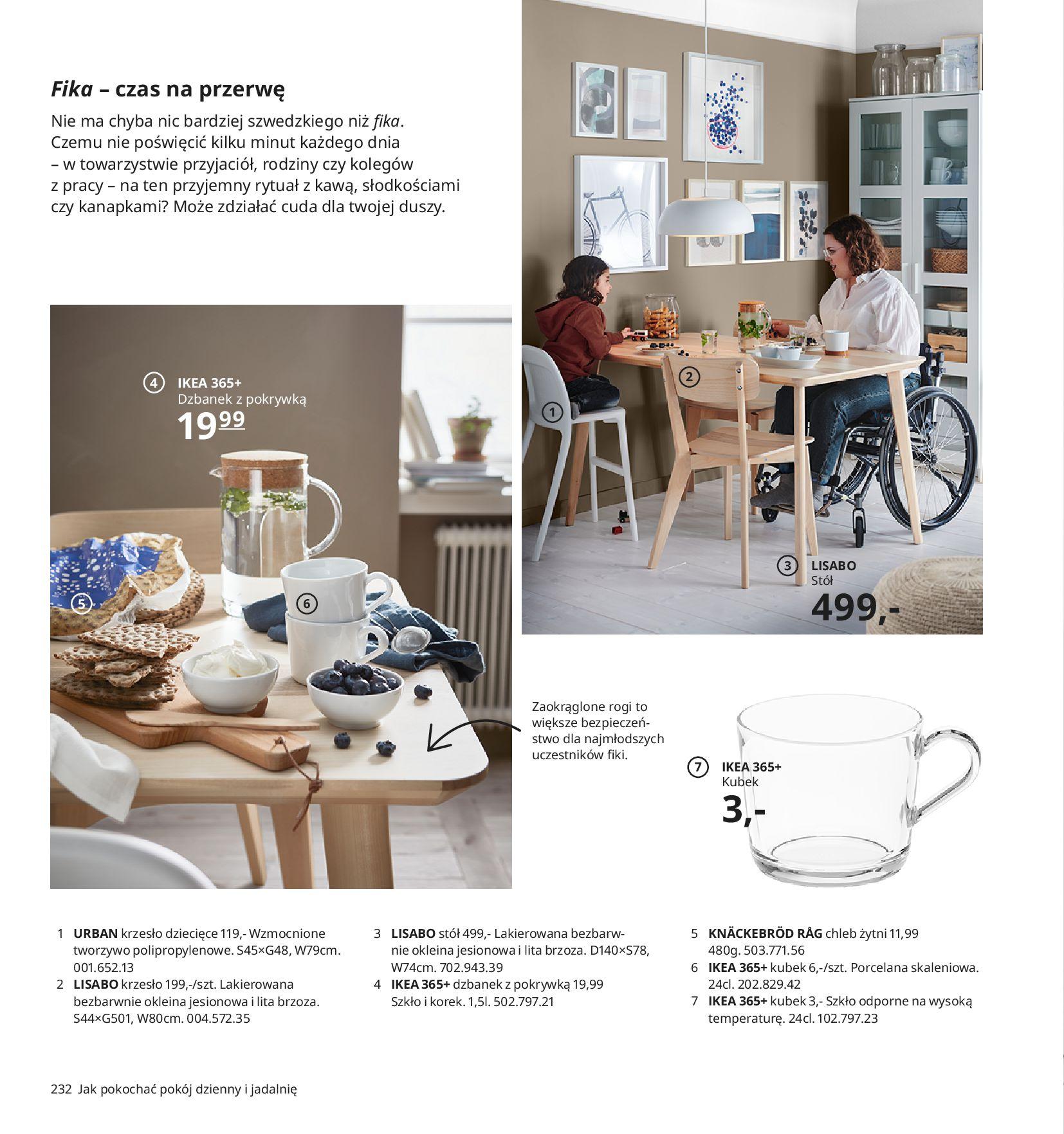 Gazetka IKEA:  Katalog IKEA 2021 2020-08-12 page-232