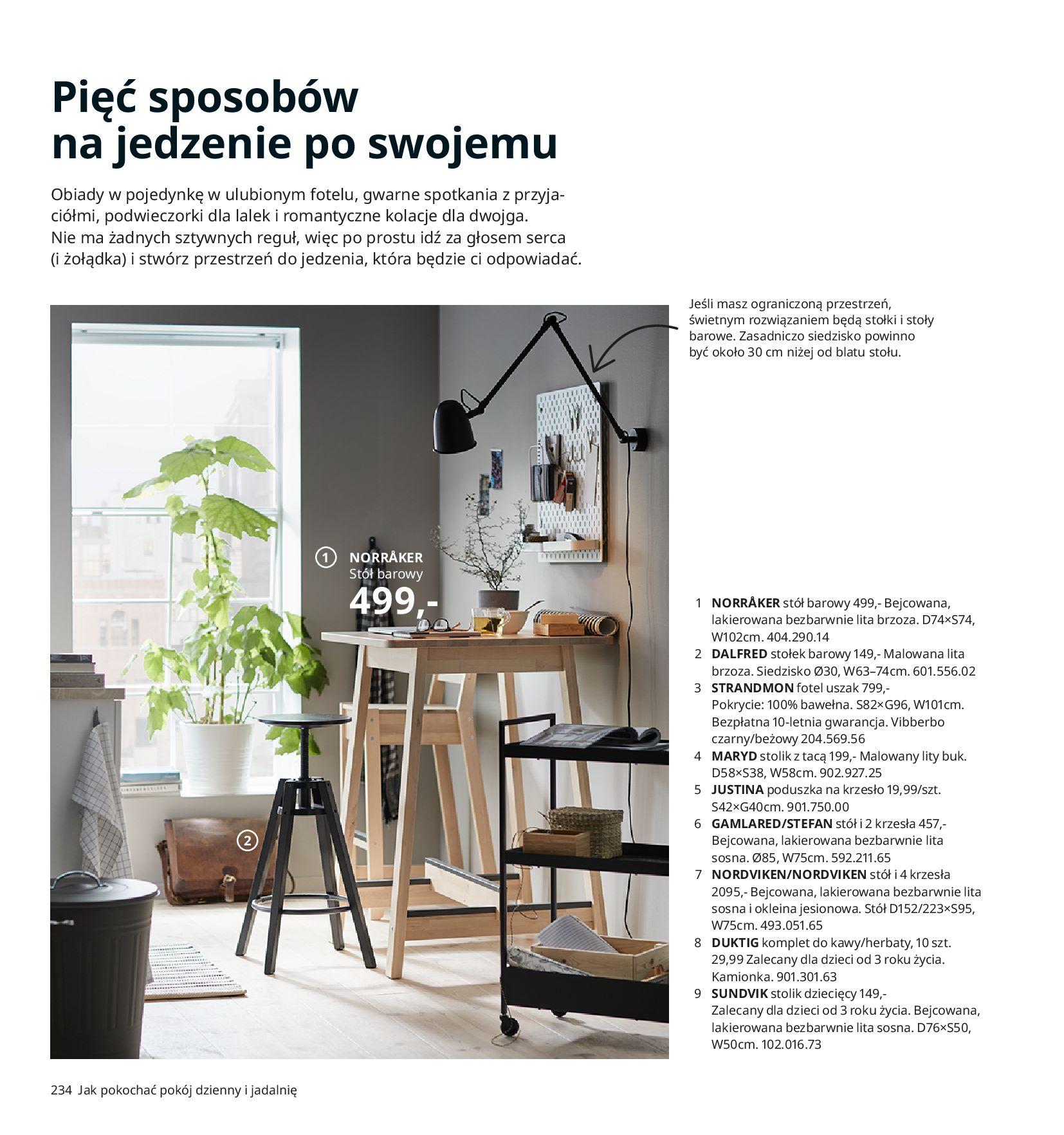 Gazetka IKEA:  Katalog IKEA 2021 2020-08-12 page-234