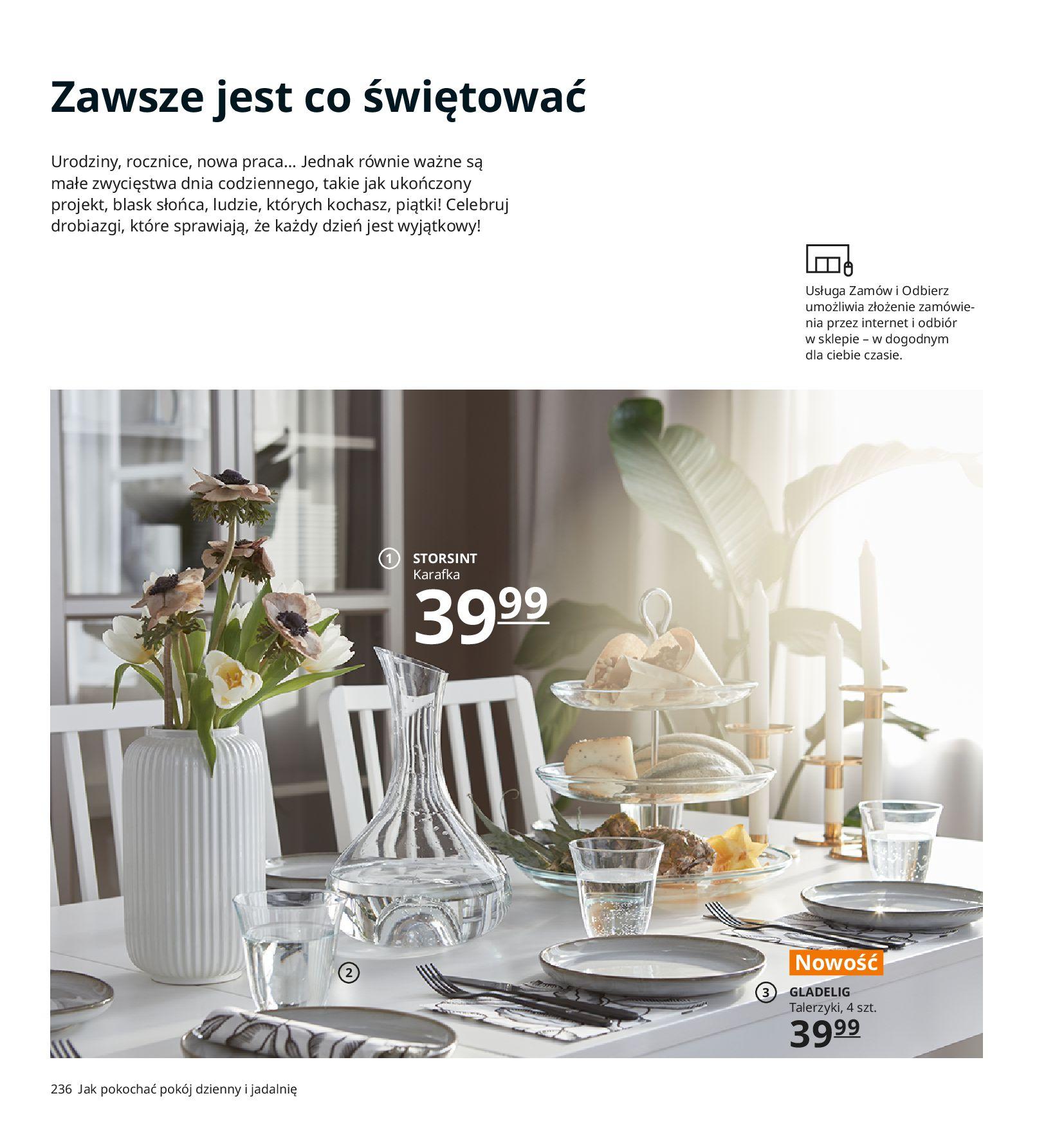 Gazetka IKEA:  Katalog IKEA 2021 2020-08-12 page-236