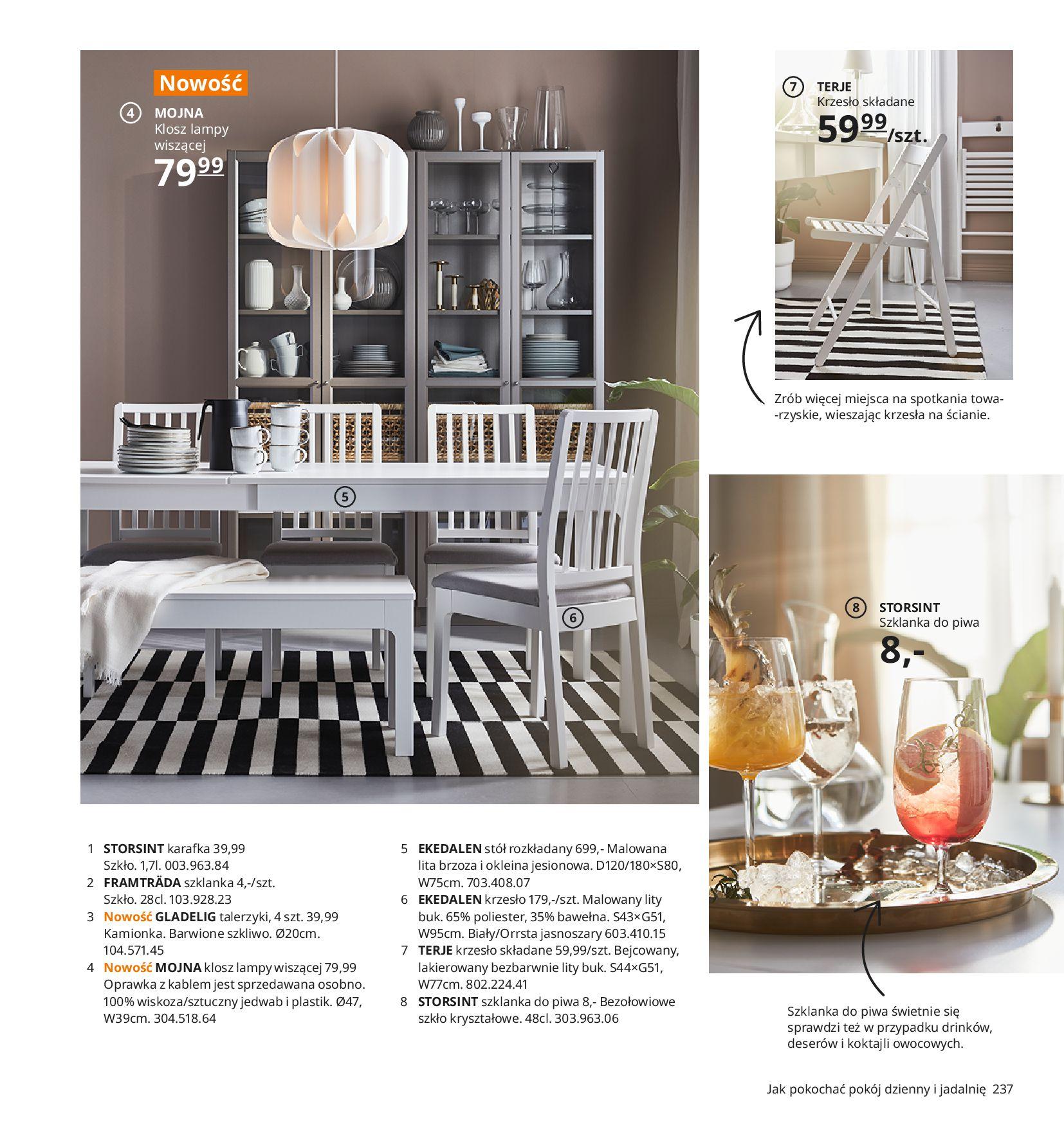 Gazetka IKEA:  Katalog IKEA 2021 2020-08-12 page-237