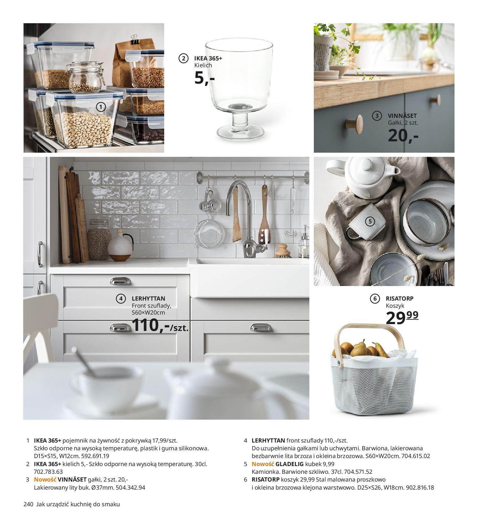 Gazetka IKEA:  Katalog IKEA 2021 2020-08-12 page-240