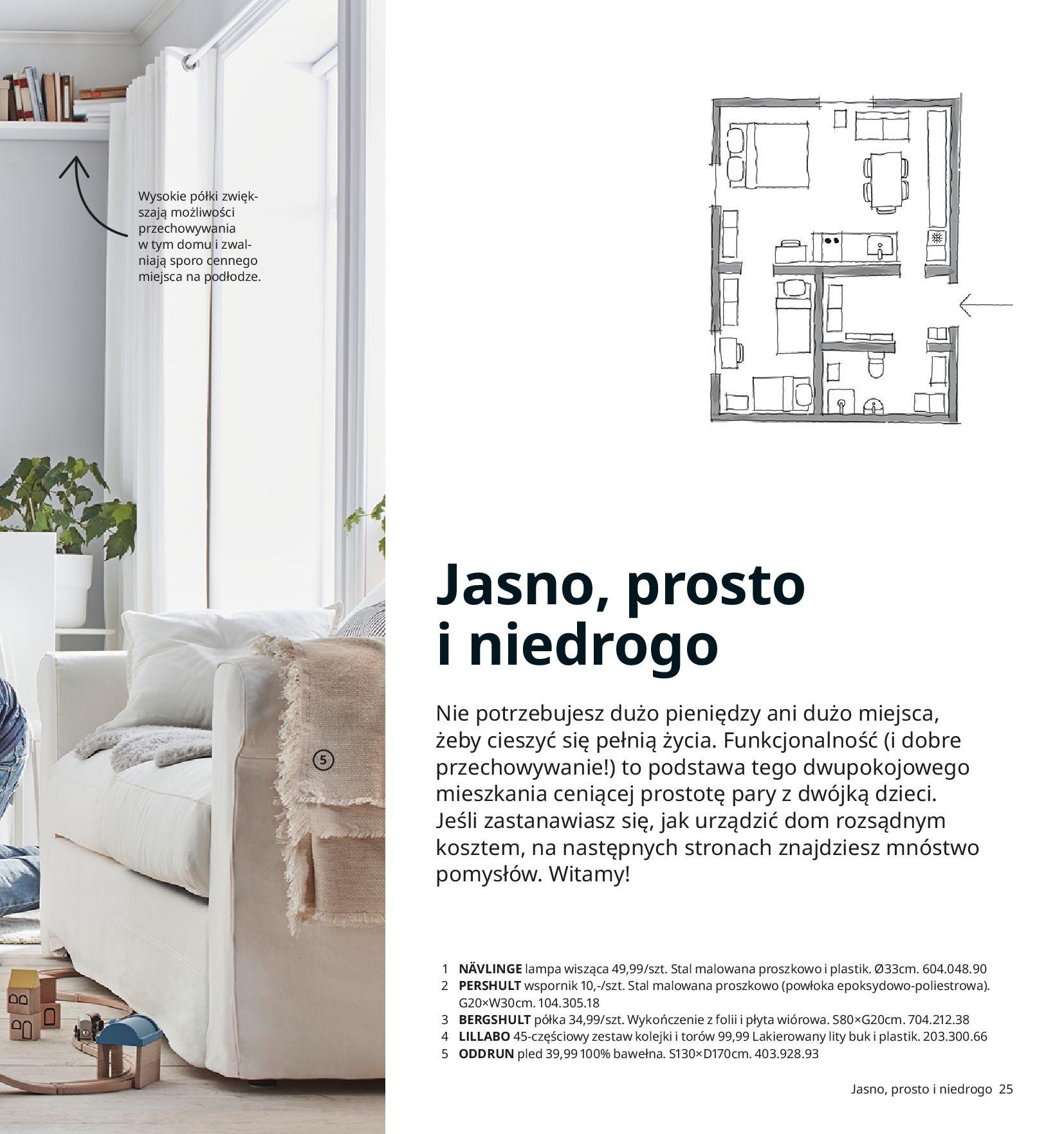 Gazetka IKEA:  Katalog IKEA 2021 2020-08-12 page-25
