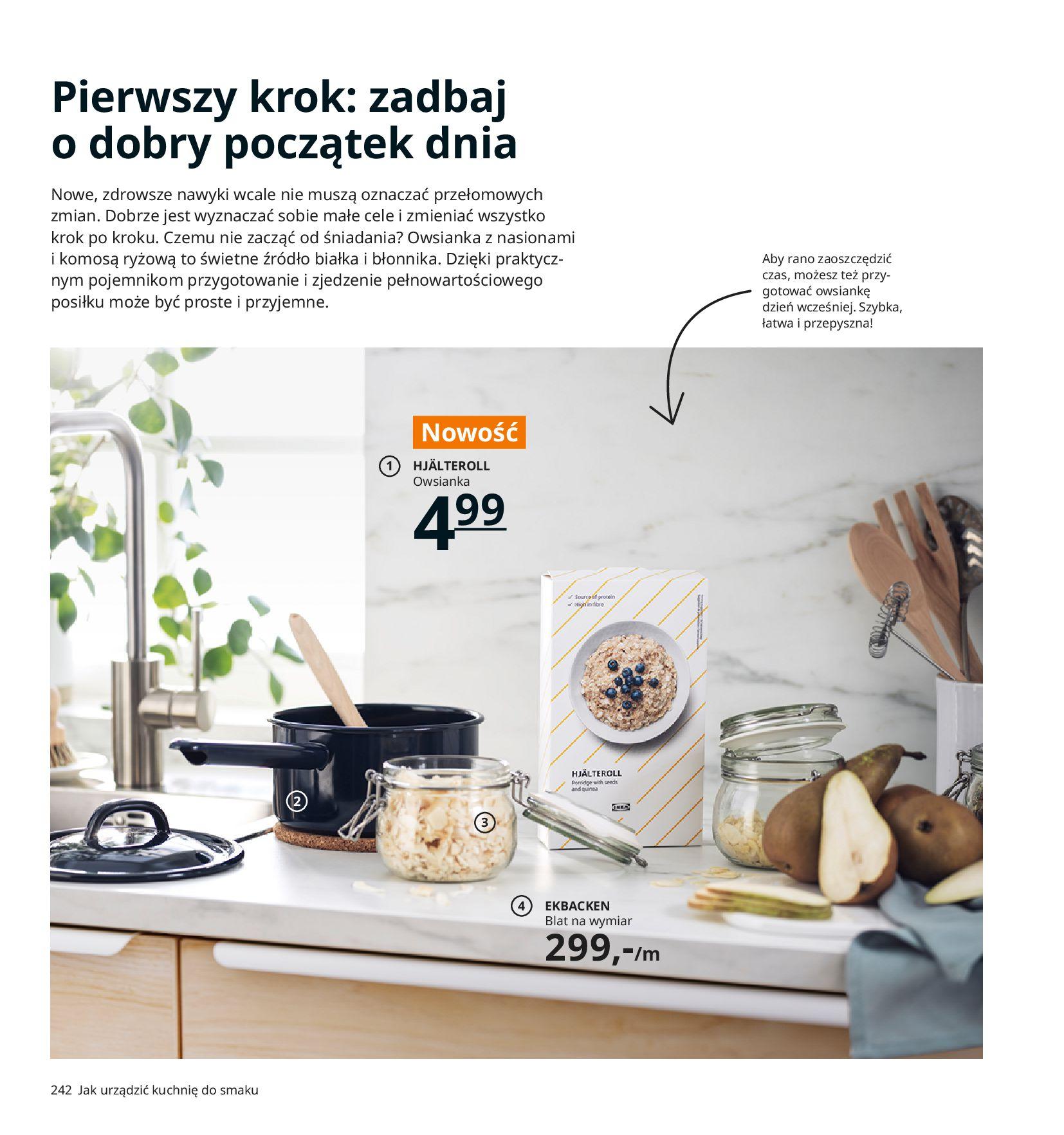 Gazetka IKEA:  Katalog IKEA 2021 2020-08-12 page-242