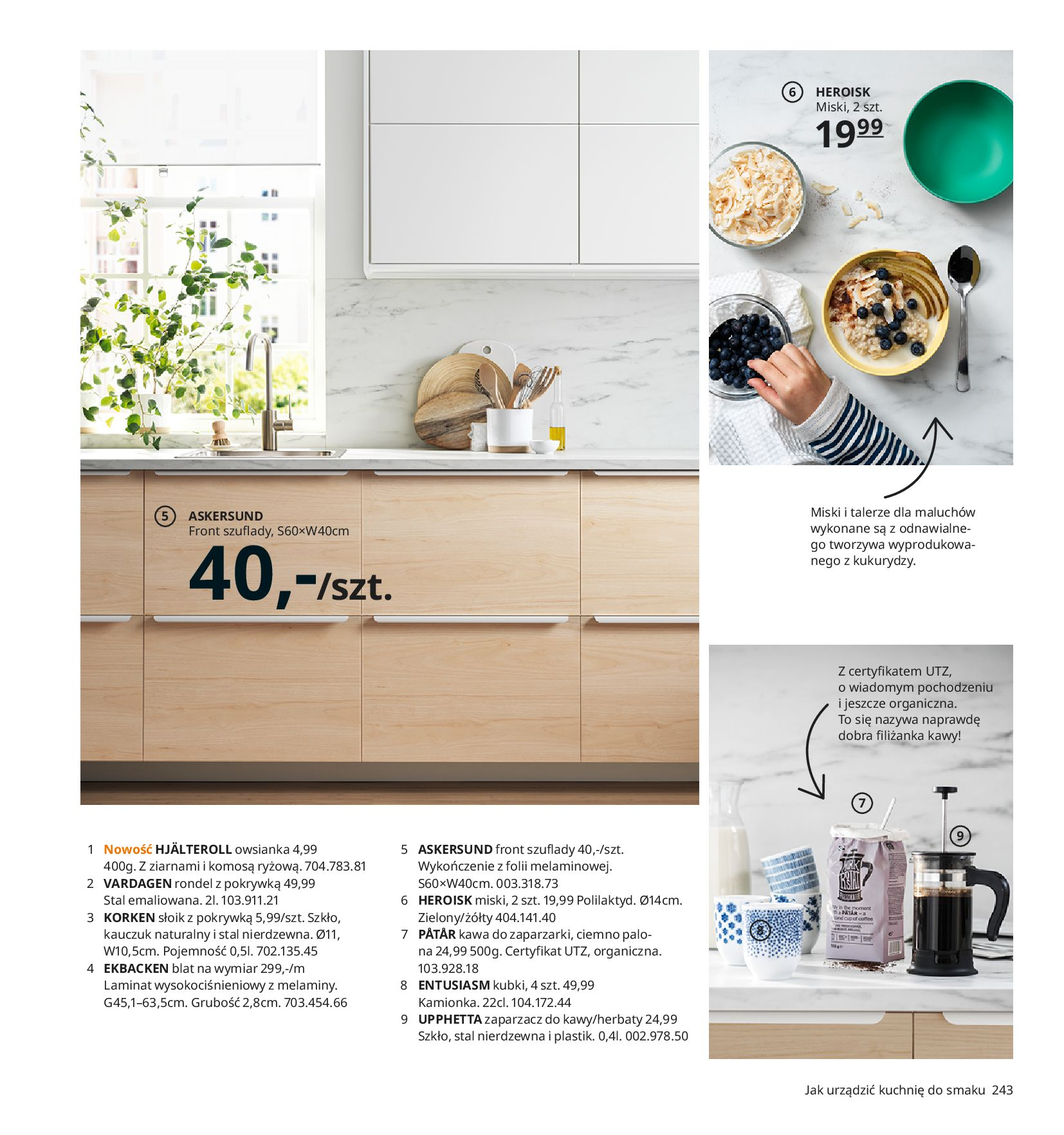 Gazetka IKEA:  Katalog IKEA 2021 2020-08-12 page-243