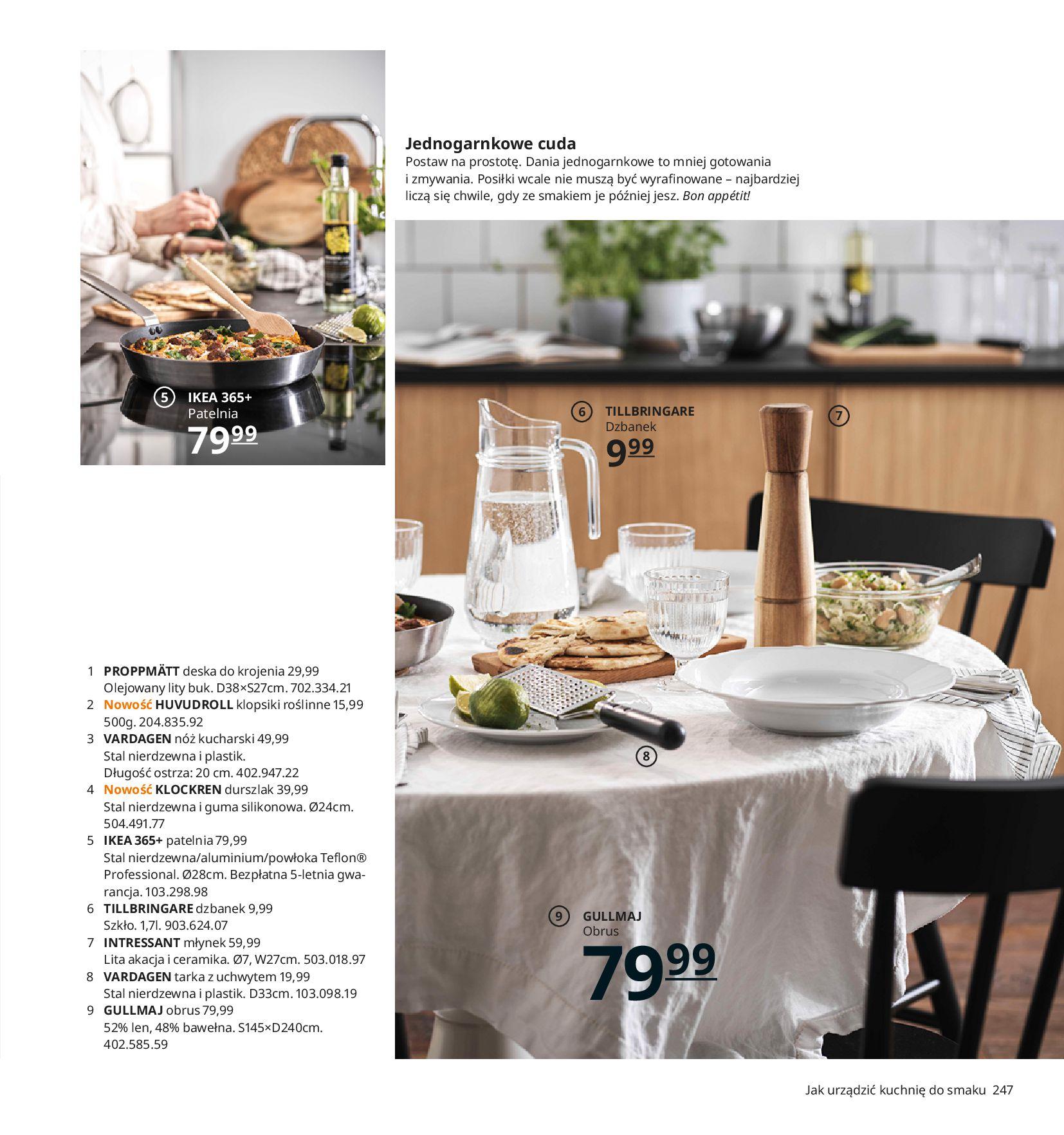 Gazetka IKEA:  Katalog IKEA 2021 2020-08-12 page-247