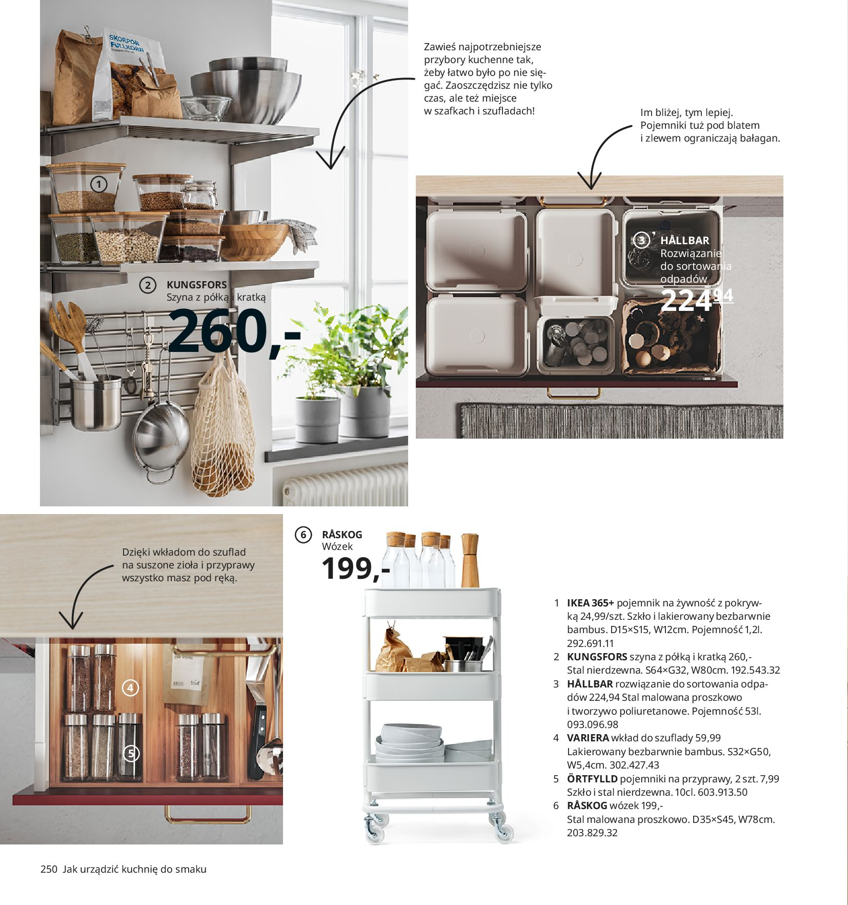 Gazetka IKEA:  Katalog IKEA 2021 2020-08-12 page-250