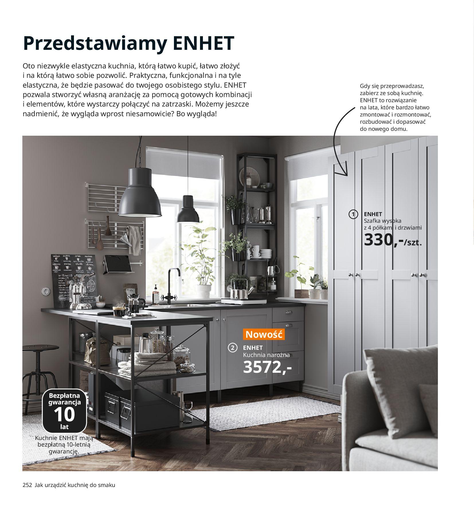 Gazetka IKEA:  Katalog IKEA 2021 2020-08-12 page-252