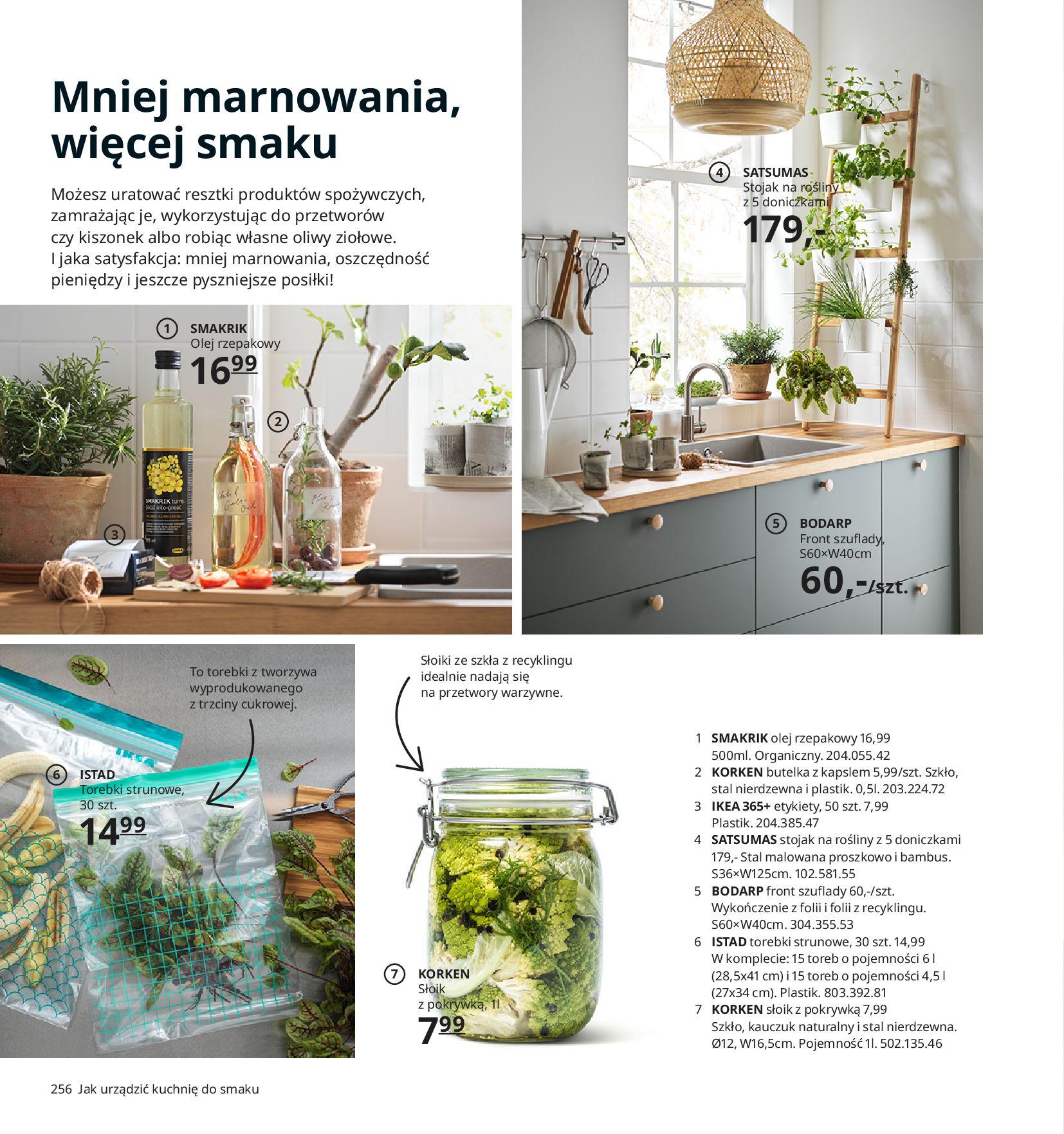 Gazetka IKEA:  Katalog IKEA 2021 2020-08-12 page-256