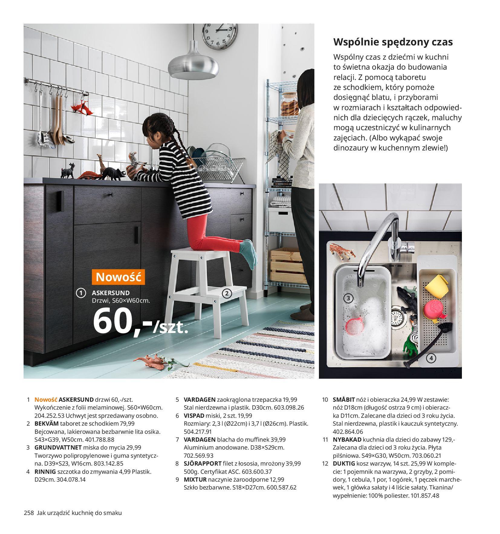 Gazetka IKEA:  Katalog IKEA 2021 2020-08-12 page-258