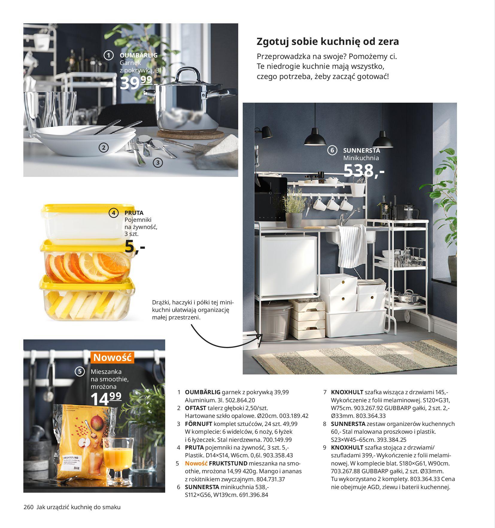 Gazetka IKEA:  Katalog IKEA 2021 2020-08-12 page-260