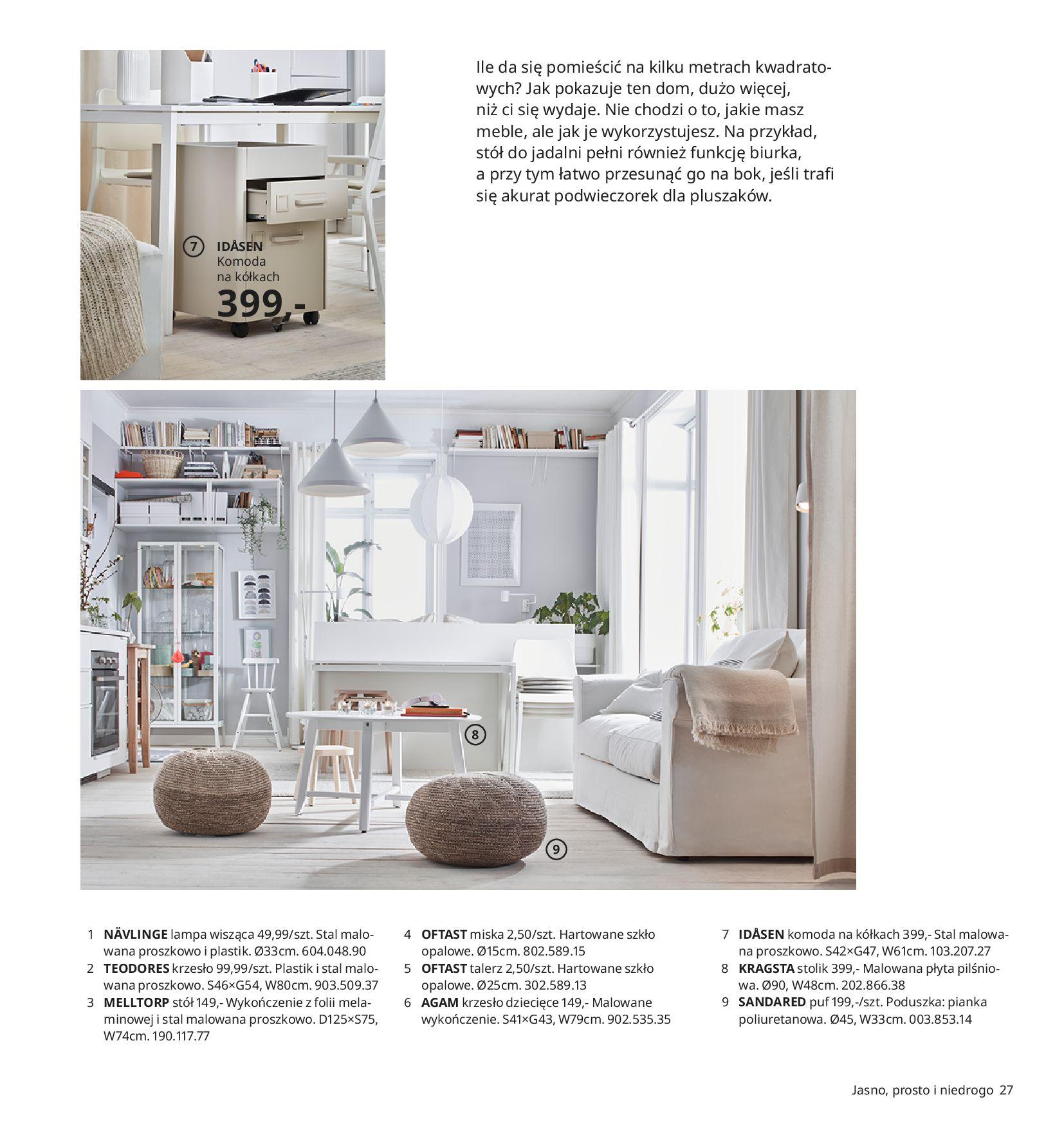 Gazetka IKEA:  Katalog IKEA 2021 2020-08-12 page-27