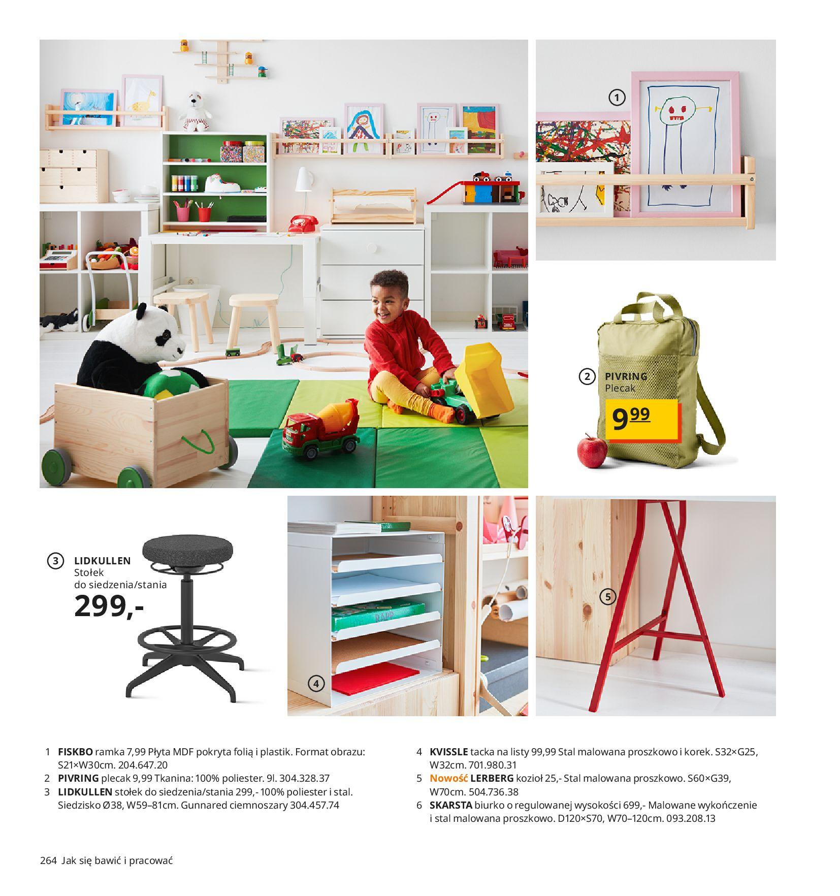 Gazetka IKEA:  Katalog IKEA 2021 2020-08-12 page-264