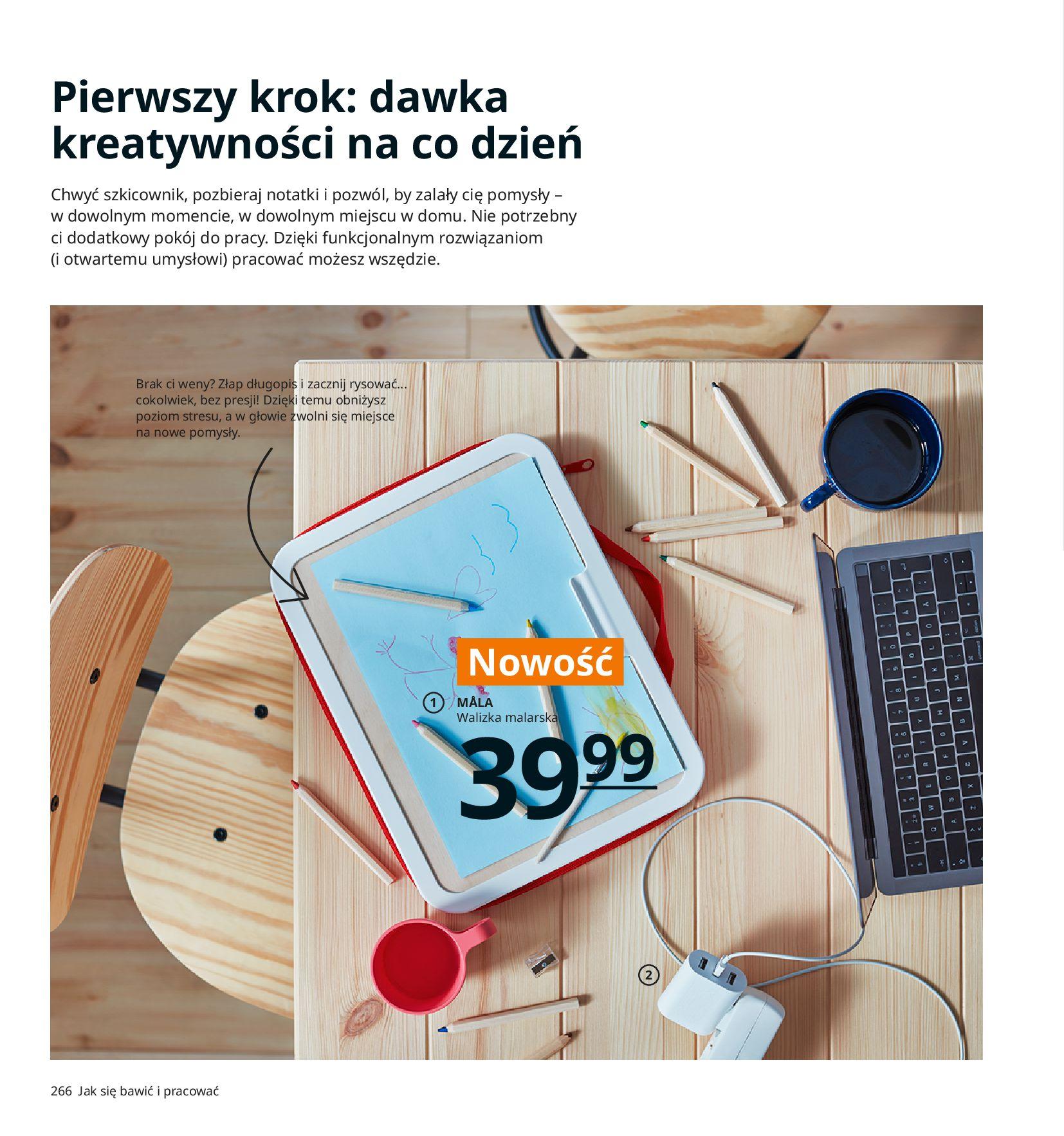 Gazetka IKEA:  Katalog IKEA 2021 2020-08-12 page-266