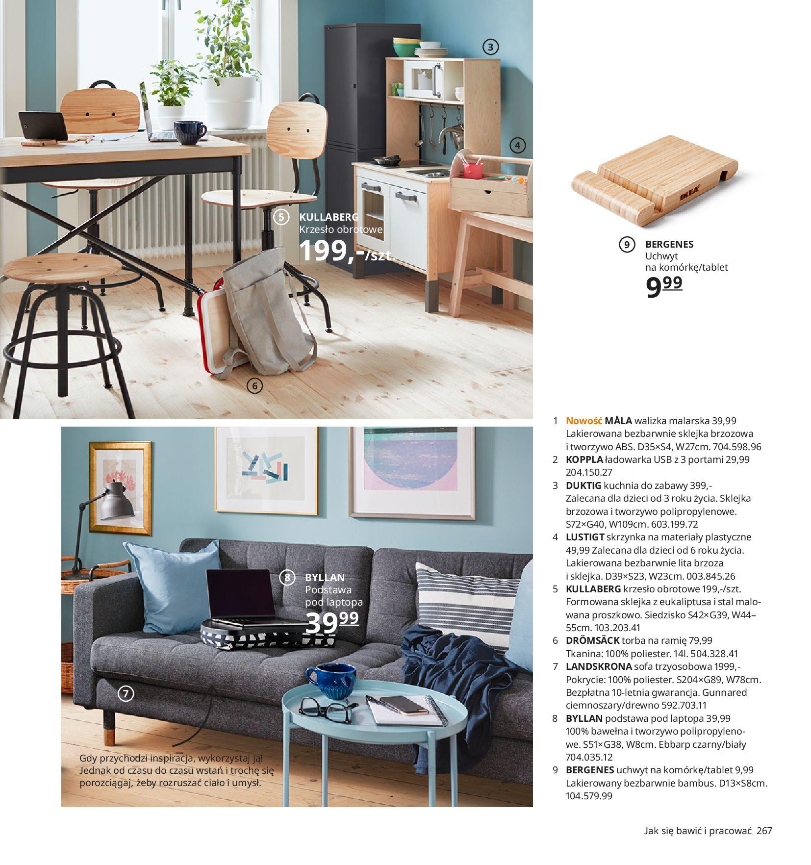 Gazetka IKEA:  Katalog IKEA 2021 2020-08-12 page-267