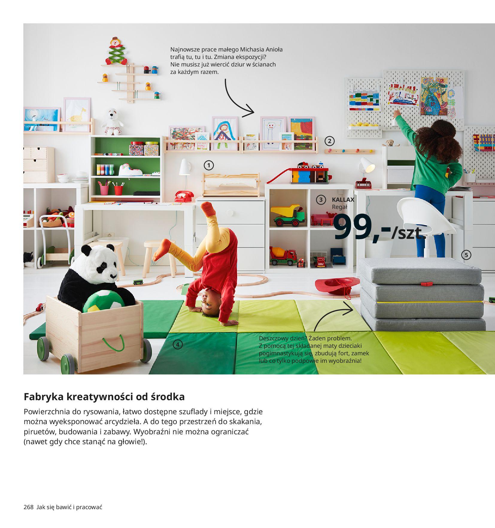 Gazetka IKEA:  Katalog IKEA 2021 2020-08-12 page-268