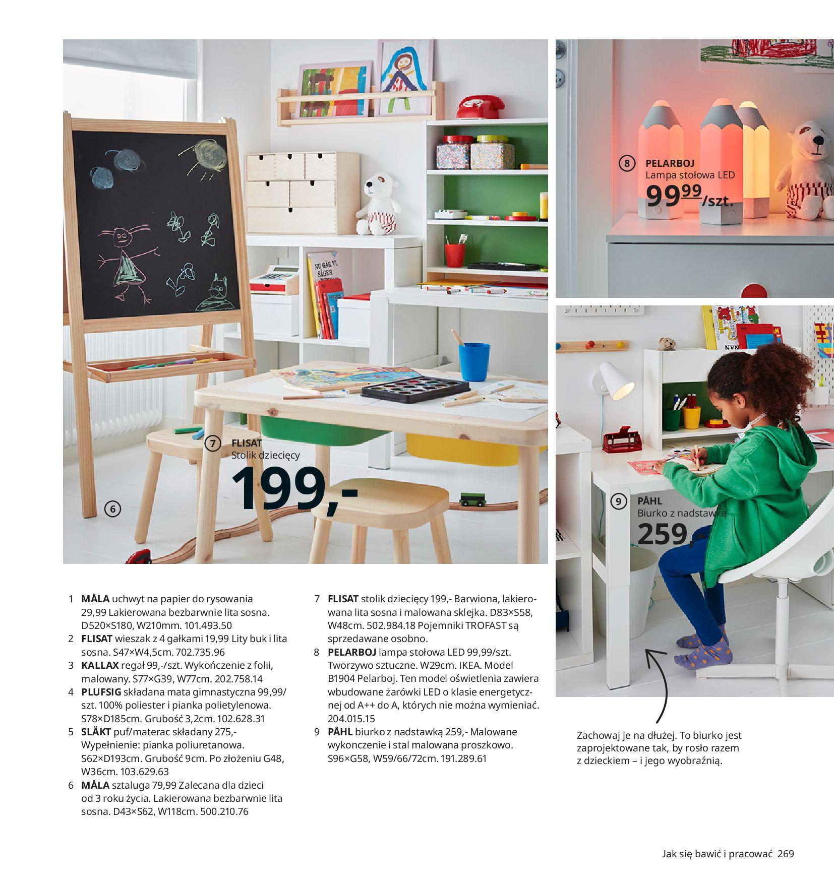 Gazetka IKEA:  Katalog IKEA 2021 2020-08-12 page-269