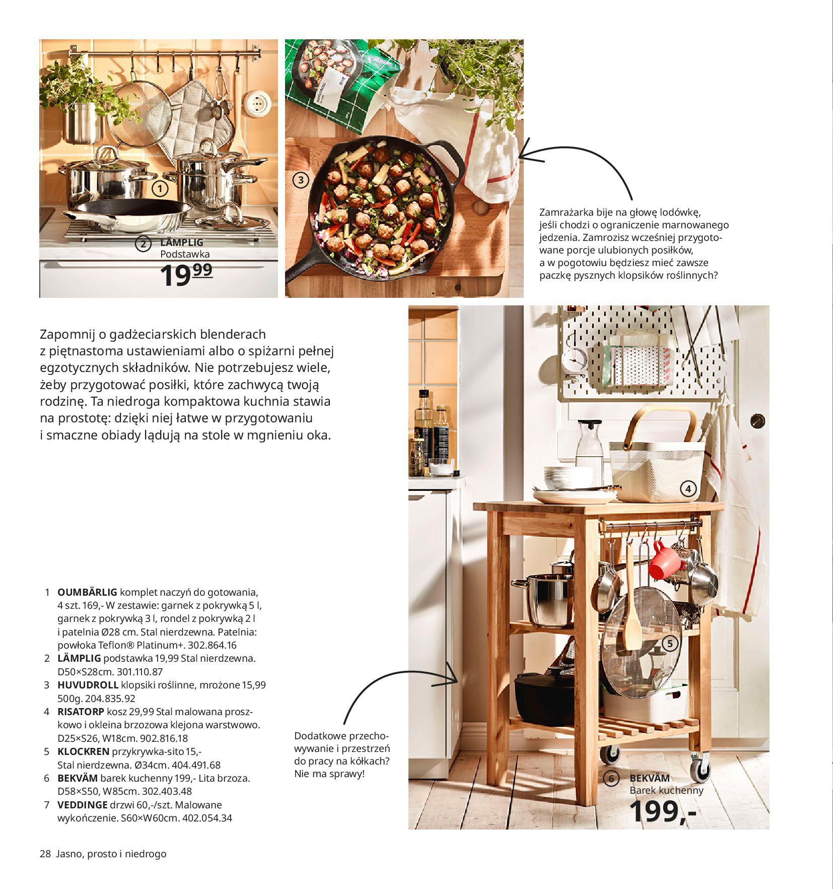 Gazetka IKEA:  Katalog IKEA 2021 2020-08-12 page-28
