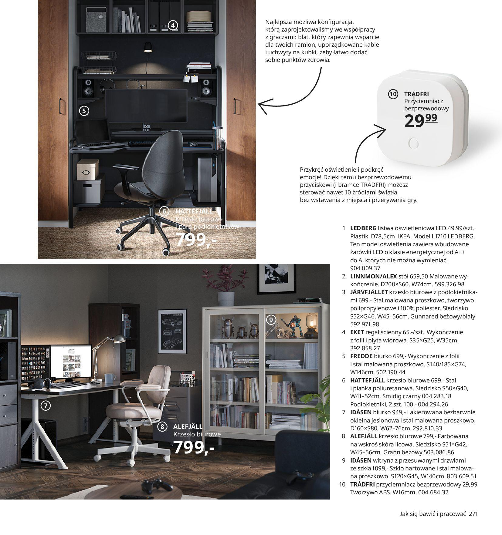 Gazetka IKEA:  Katalog IKEA 2021 2020-08-12 page-271