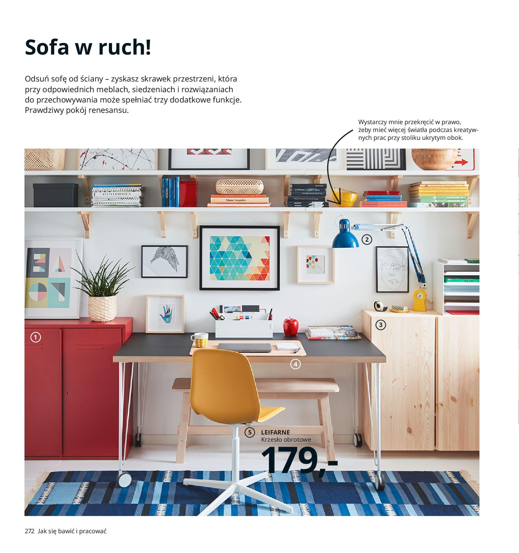 Gazetka IKEA:  Katalog IKEA 2021 2020-08-12 page-272