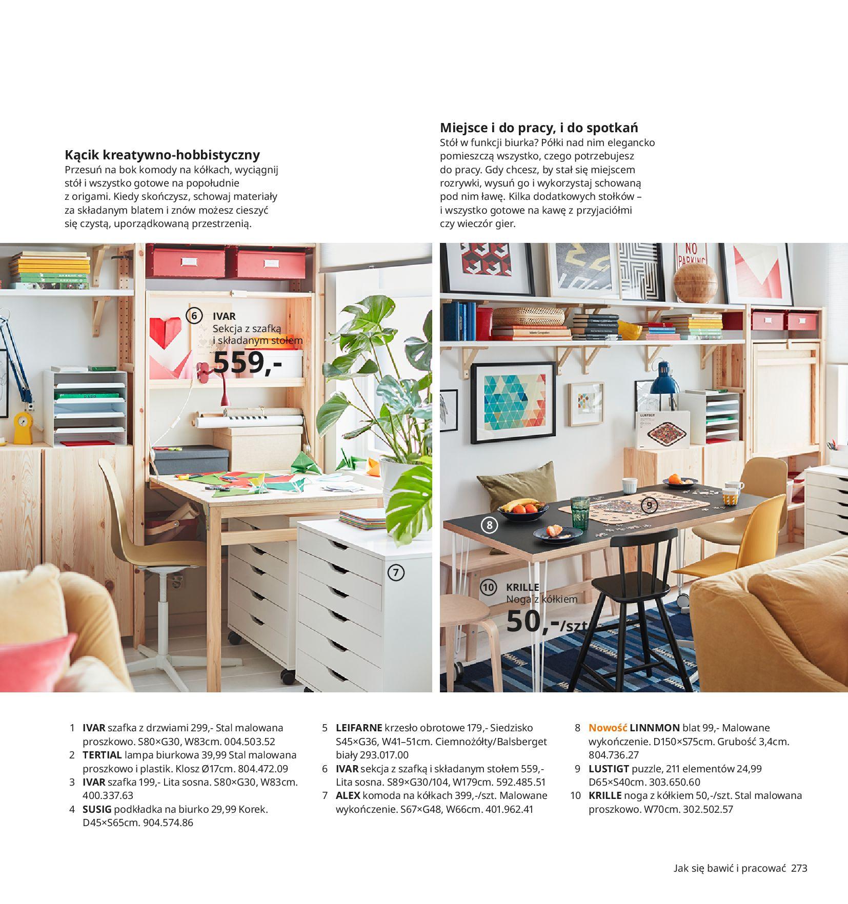 Gazetka IKEA:  Katalog IKEA 2021 2020-08-12 page-273