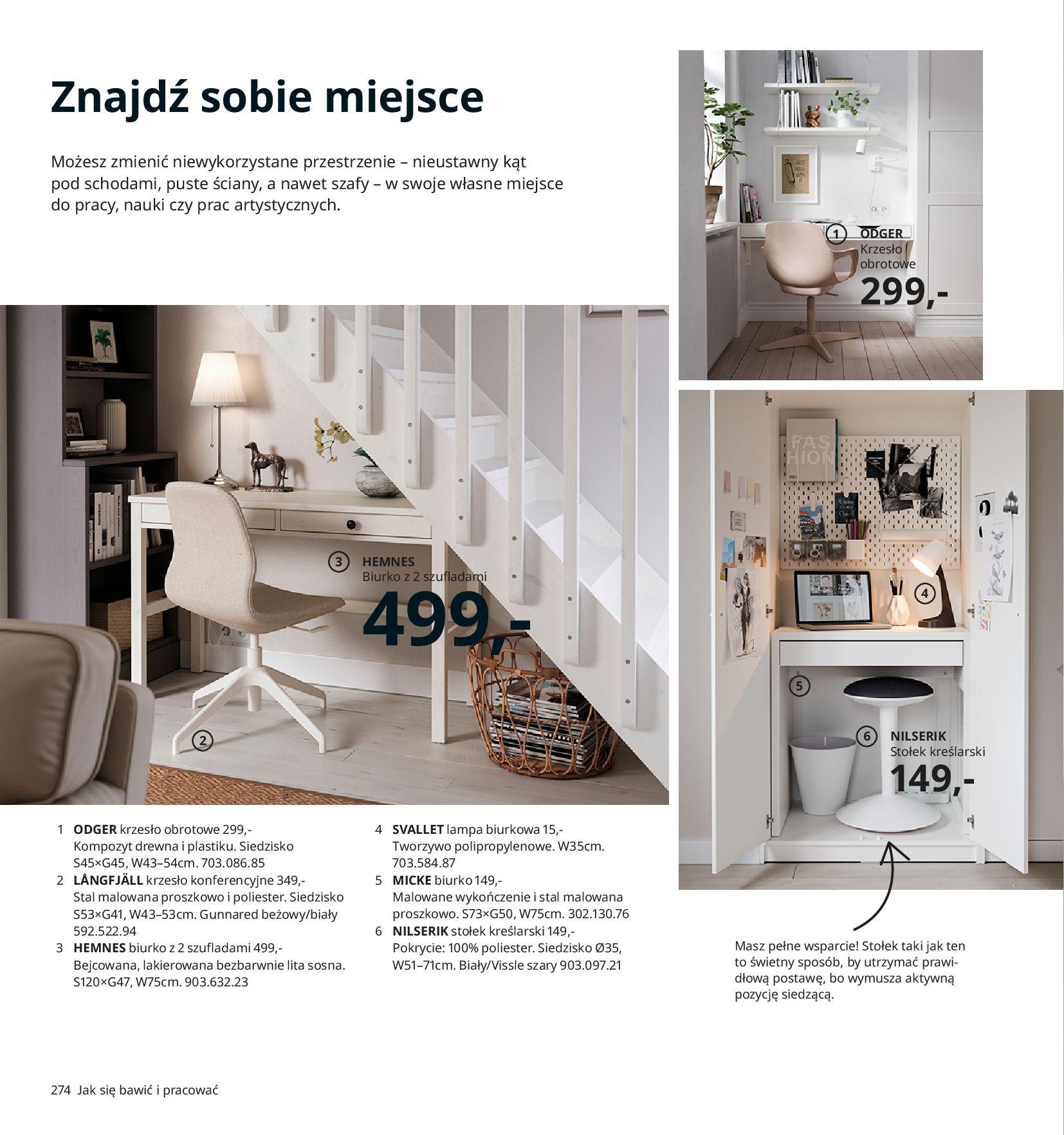 Gazetka IKEA:  Katalog IKEA 2021 2020-08-12 page-274