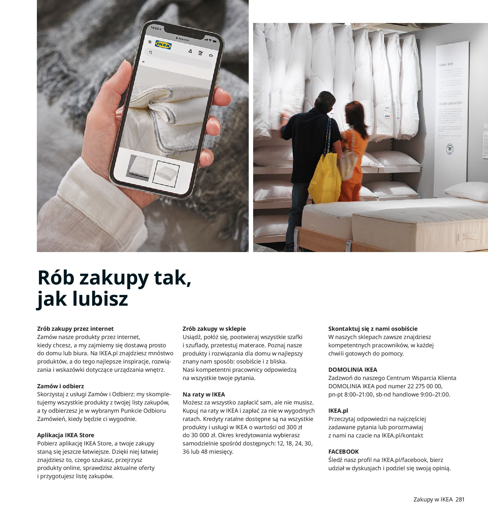 Gazetka IKEA:  Katalog IKEA 2021 2020-08-12 page-281