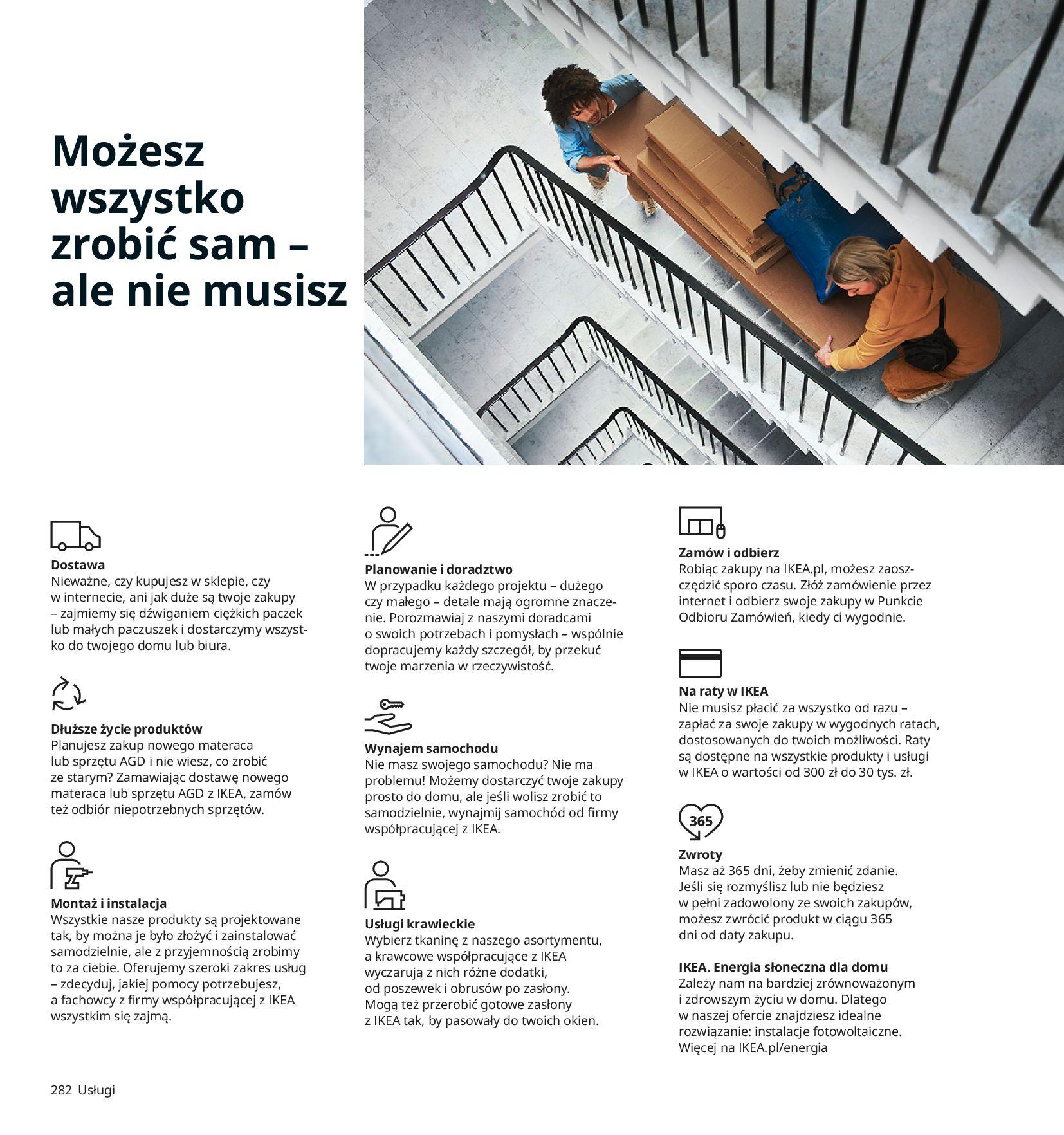 Gazetka IKEA:  Katalog IKEA 2021 2020-08-12 page-282