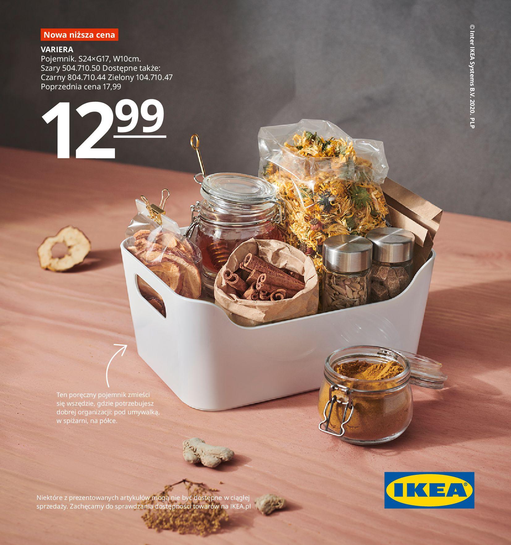 Gazetka IKEA:  Katalog IKEA 2021 2020-08-12 page-288