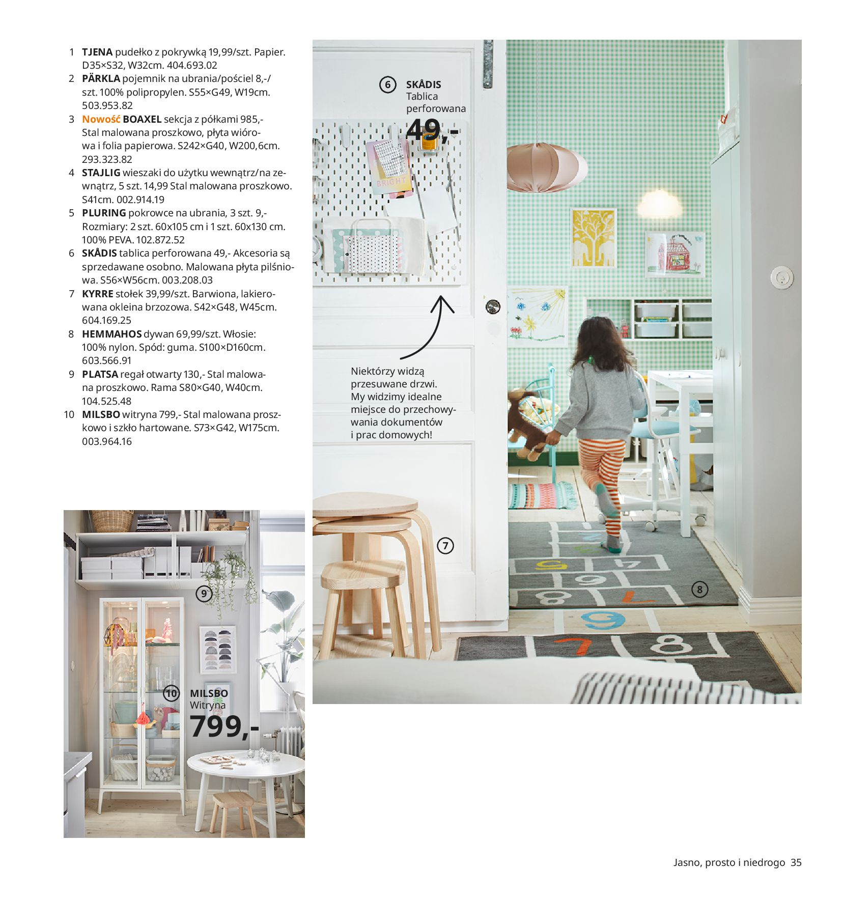 Gazetka IKEA:  Katalog IKEA 2021 2020-08-12 page-35