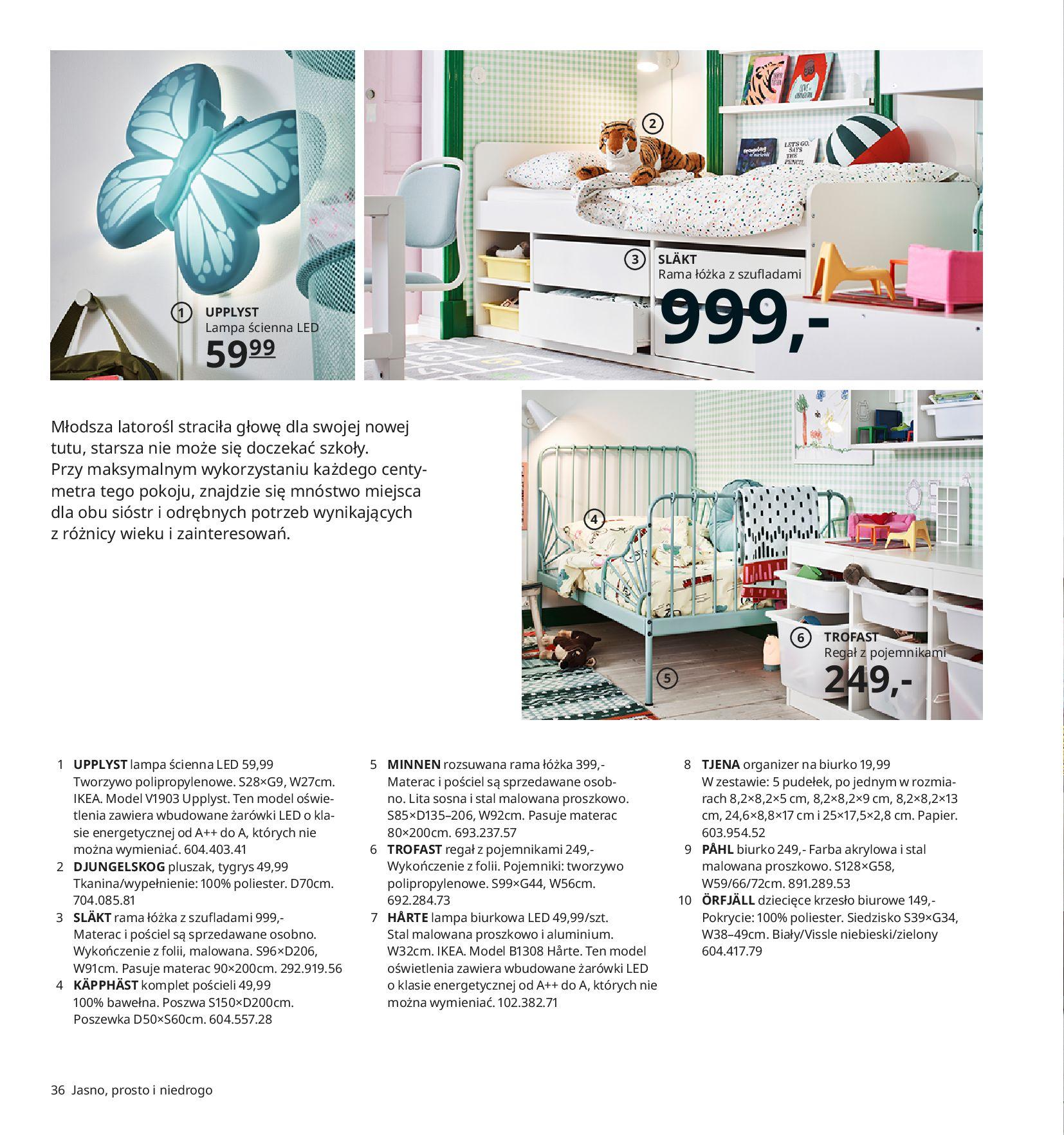 Gazetka IKEA:  Katalog IKEA 2021 2020-08-12 page-36