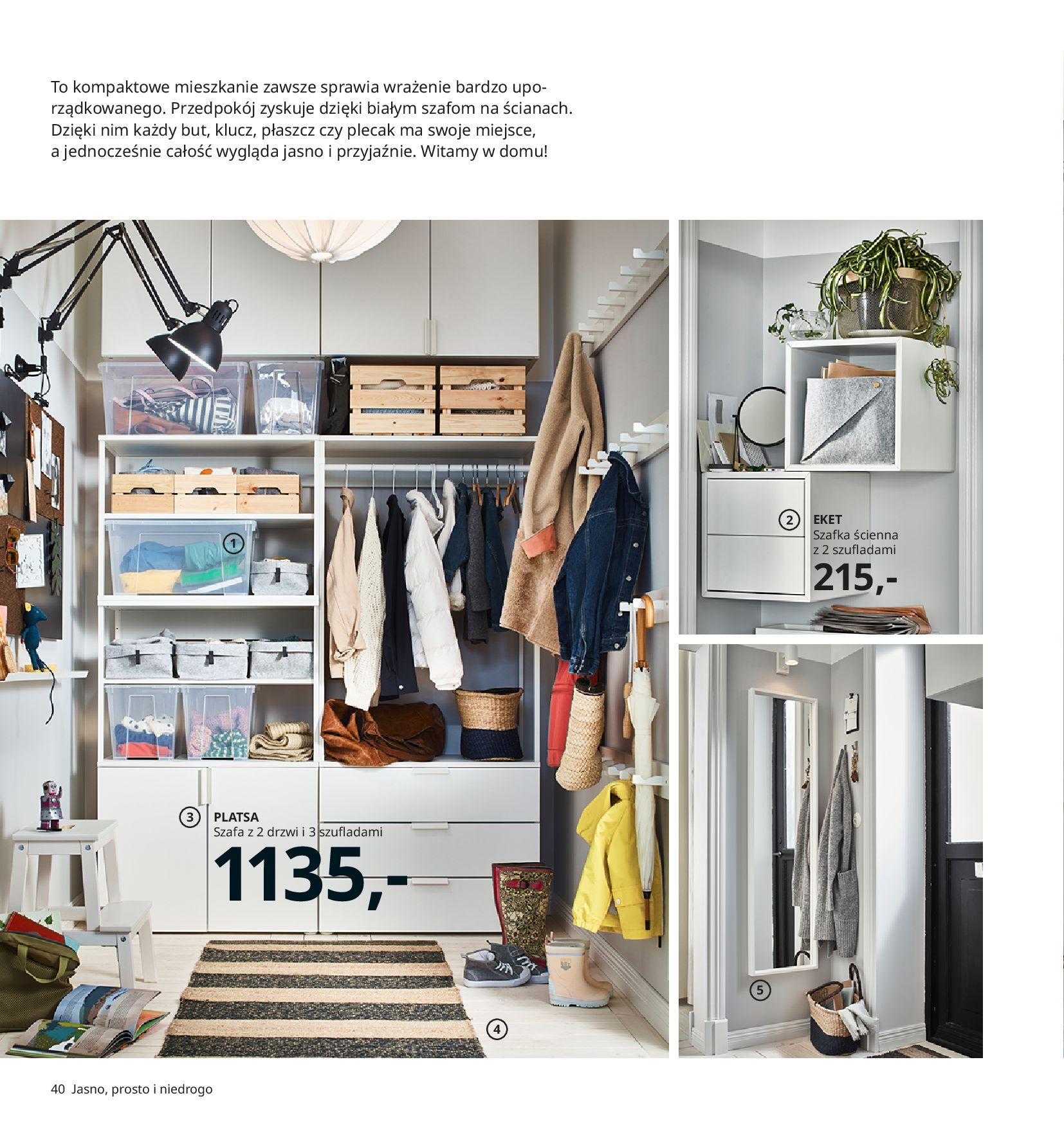 Gazetka IKEA:  Katalog IKEA 2021 2020-08-12 page-40
