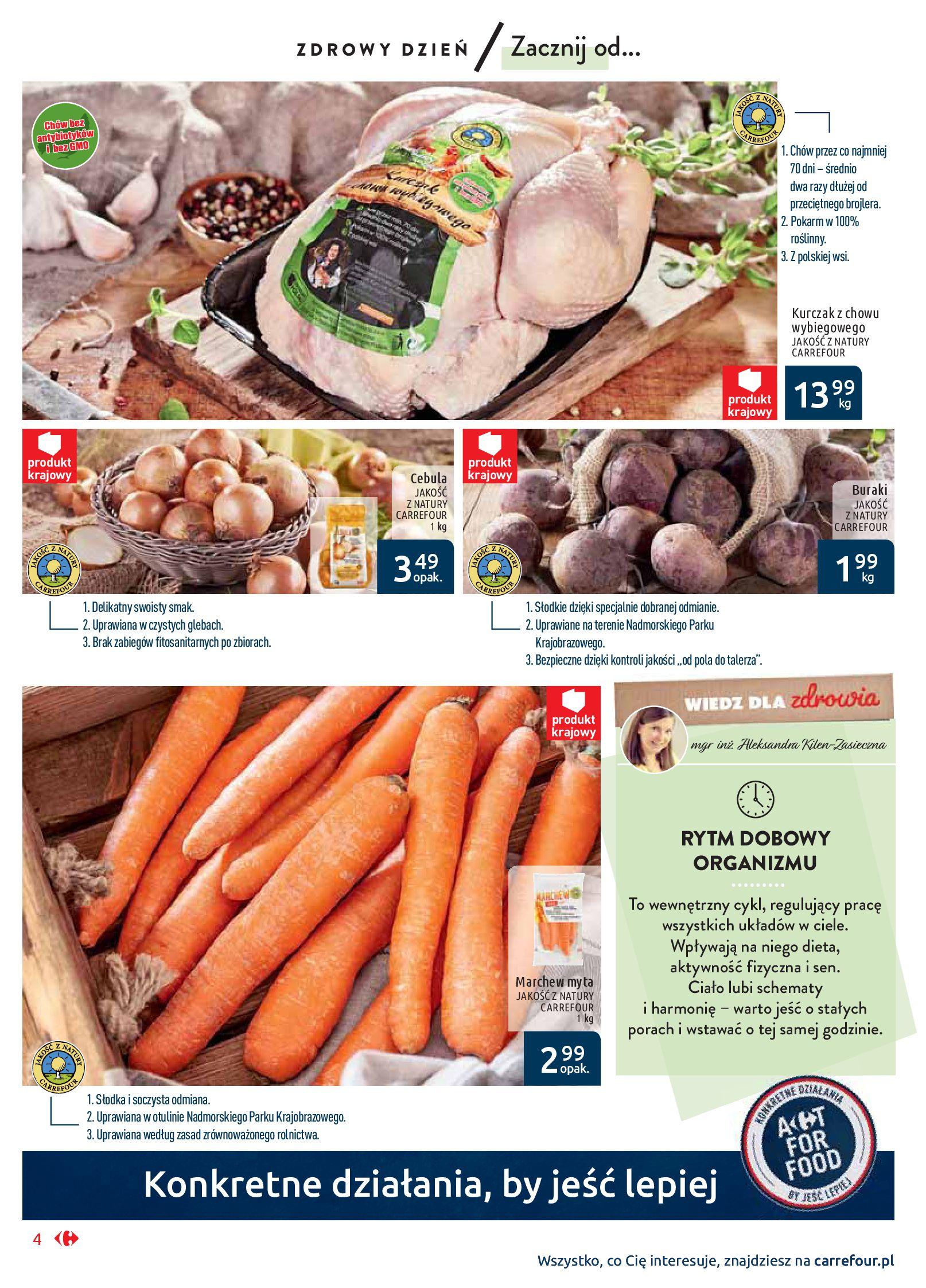 Gazetka Carrefour Market - Wiedz dla zdrowia-07.01.2020-18.01.2020-page-4