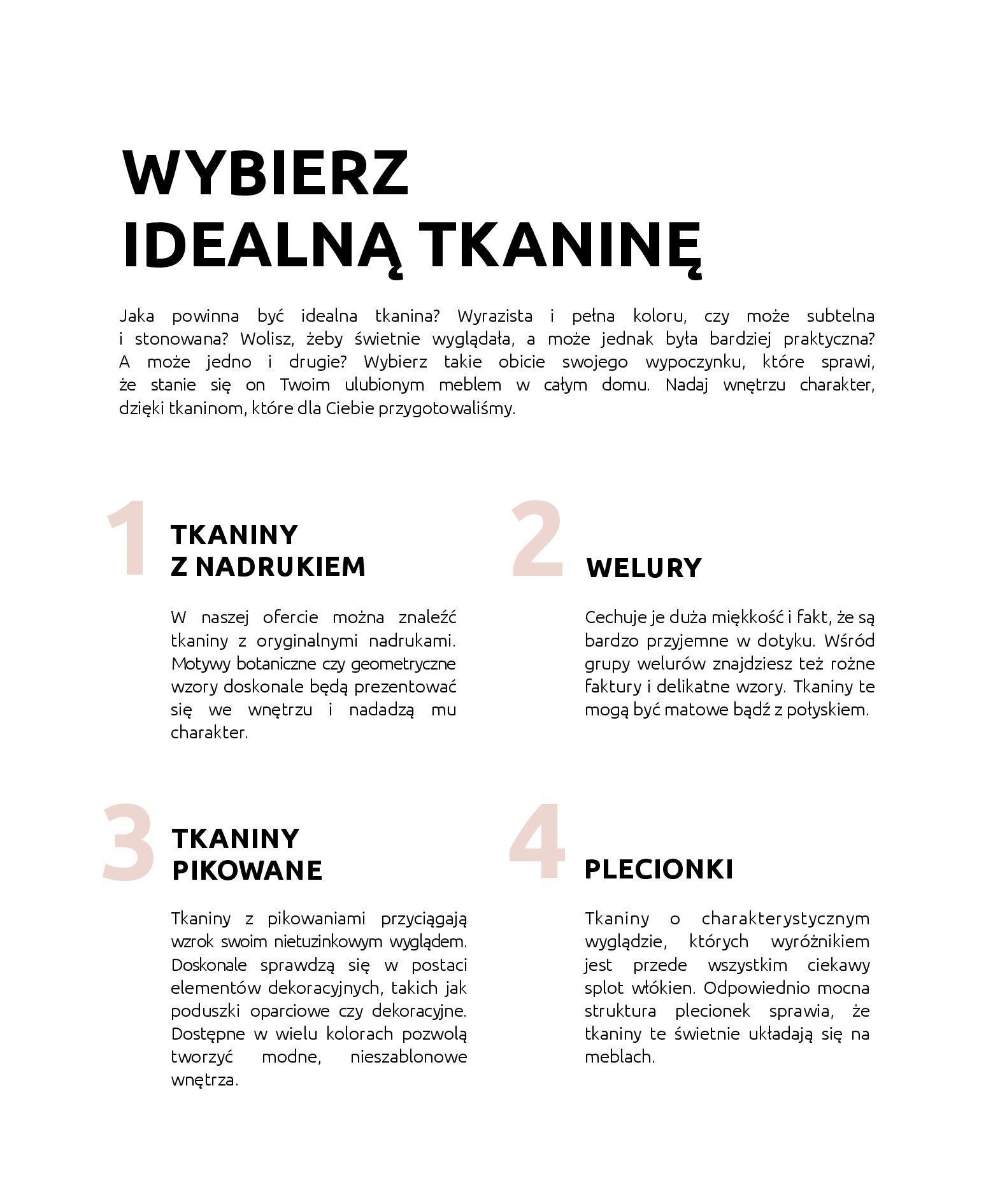 Gazetka Black Red White - Katalog - Meble wypoczynkowe-08.09.2020-31.12.2020-page-8