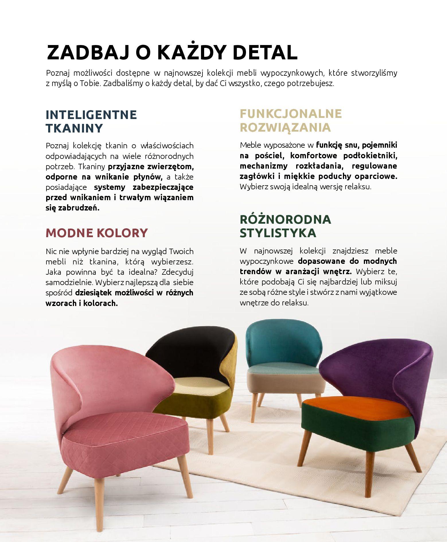 Gazetka Black Red White - Katalog - Meble wypoczynkowe-08.09.2020-31.12.2020-page-2