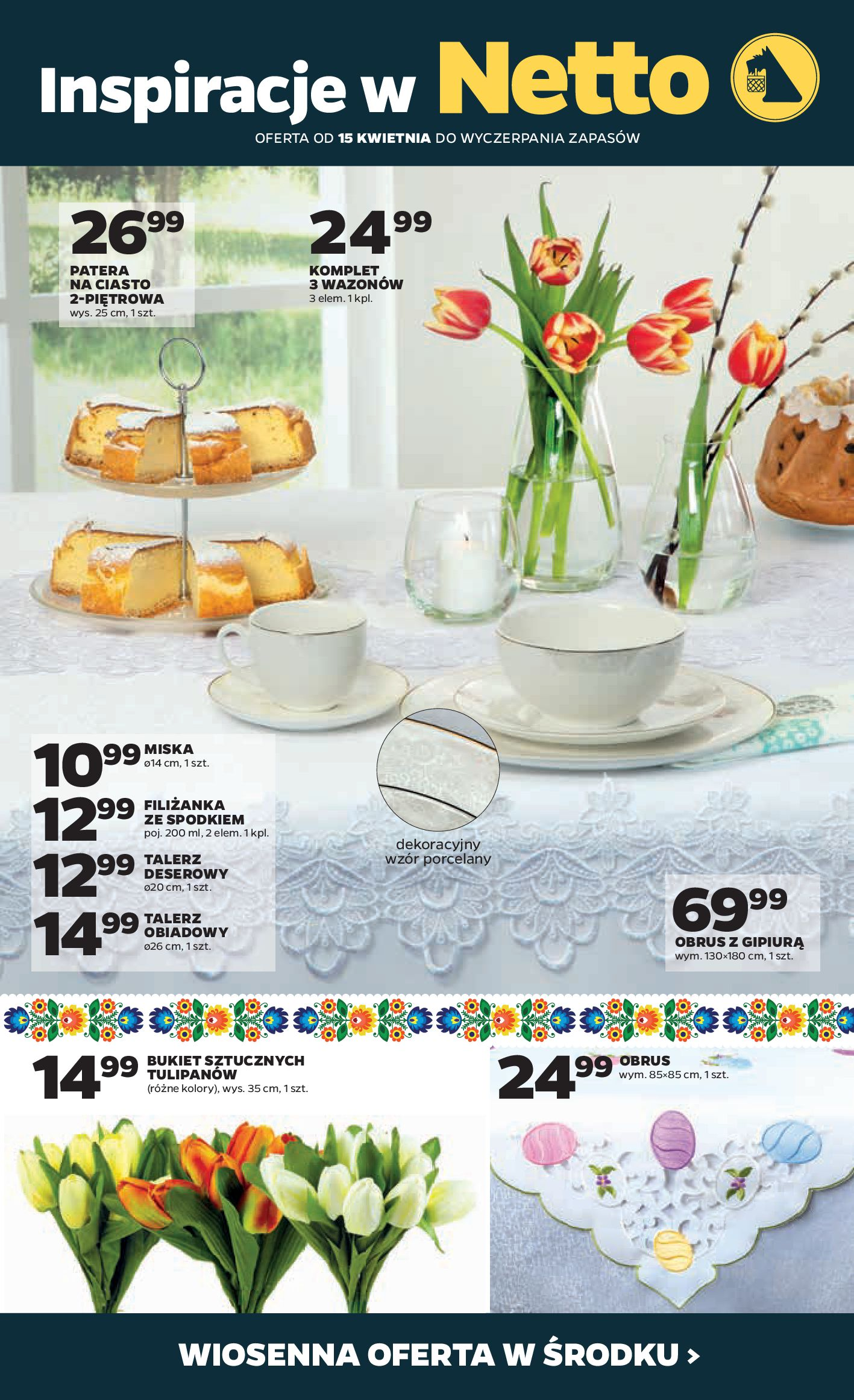 Gazetka Netto - Gazetka non food-14.04.2019-20.04.2019-page-