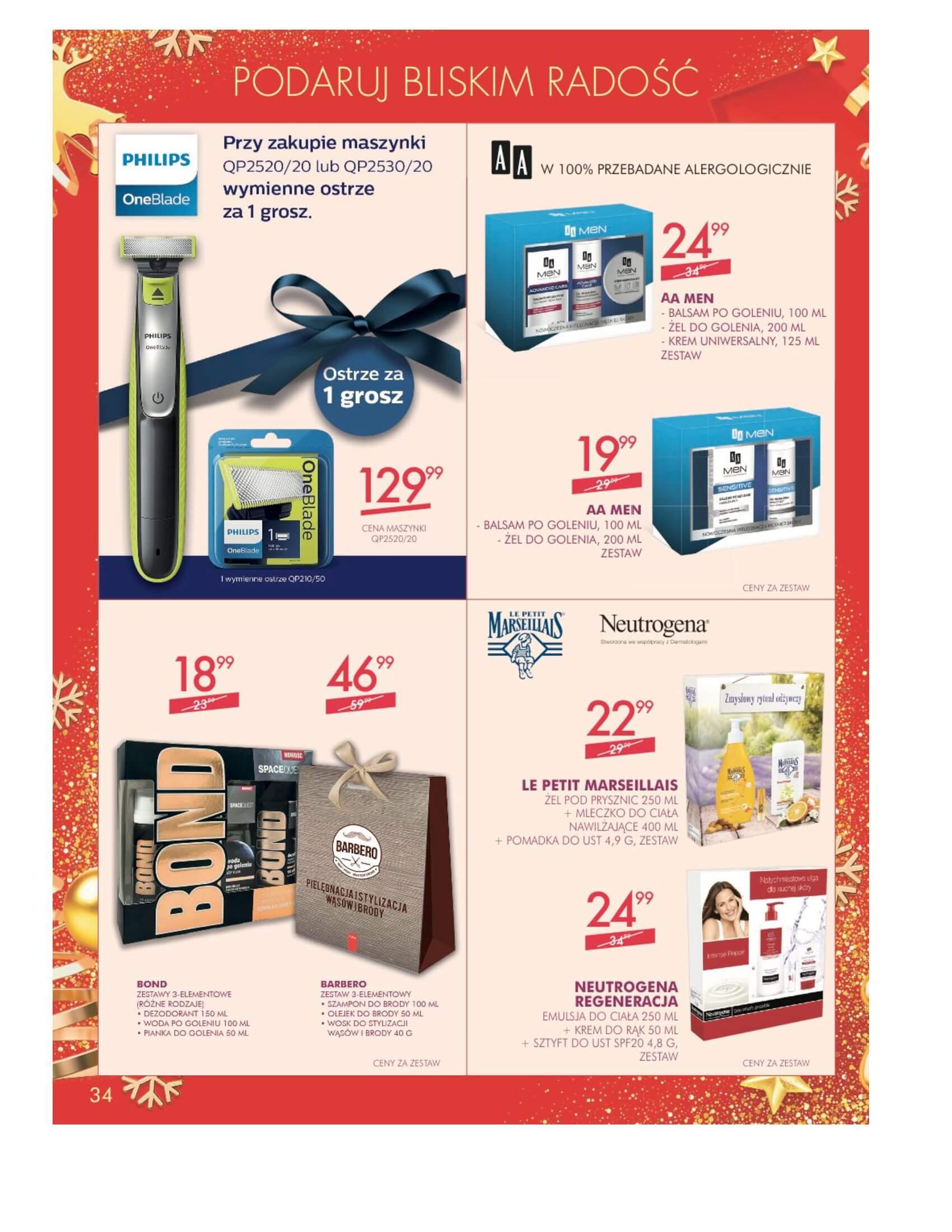 Gazetka Super-Pharm - PODARUJ BLISKIM PIĘKNO I ZDROWIE-28.11.2018-24.12.2018-page-