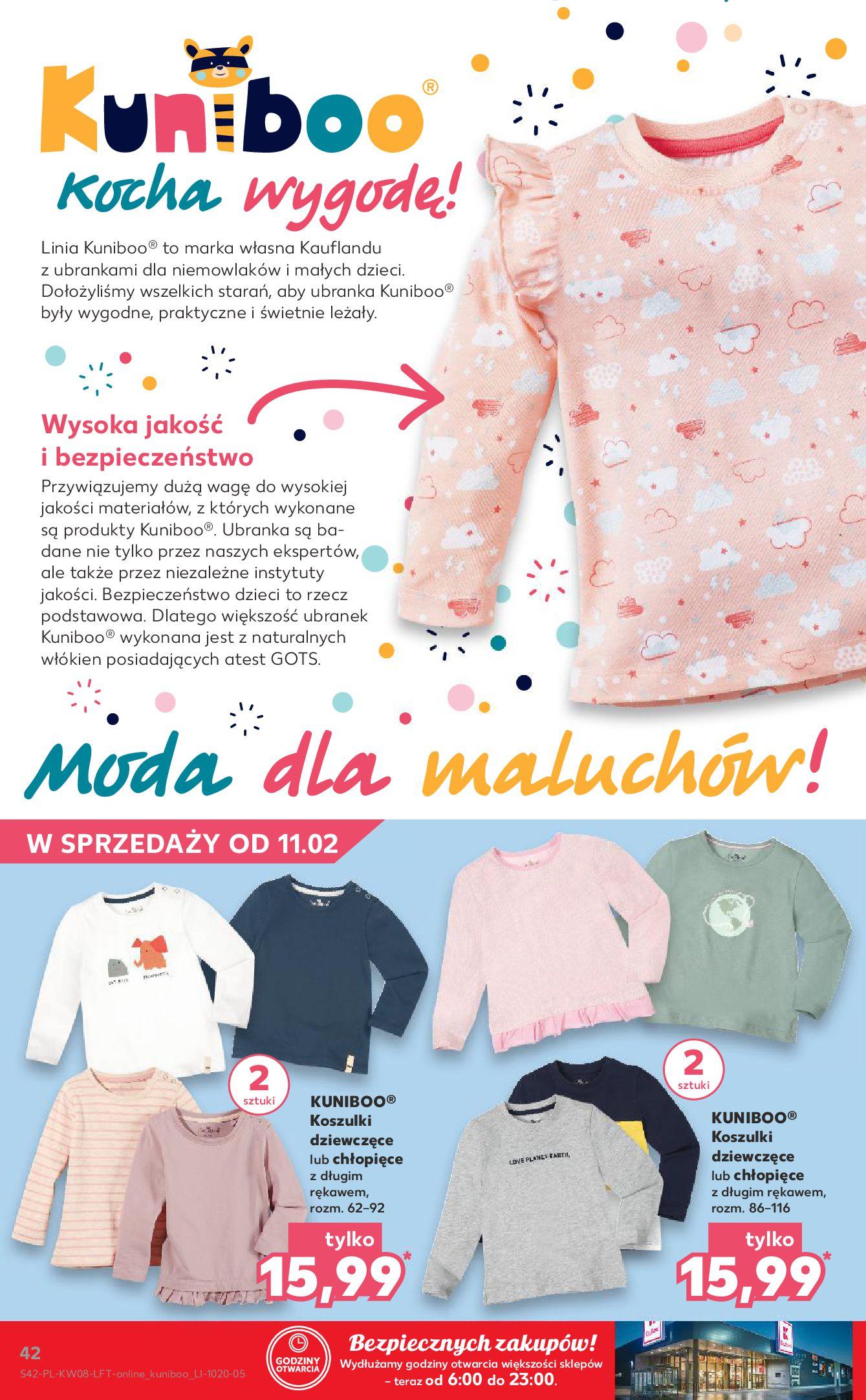 Gazetka Kaufland: Gazetka promocyjna od 25.02 2021-02-25 page-42