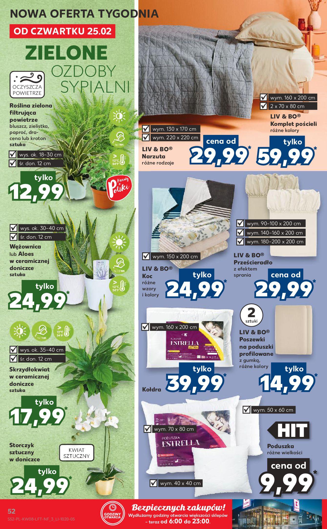 Gazetka Kaufland: Gazetka promocyjna od 25.02 2021-02-25 page-52