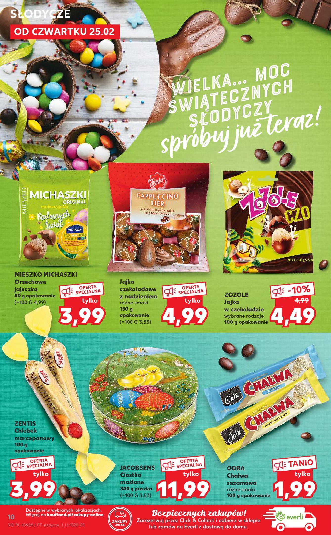 Gazetka Kaufland: Gazetka promocyjna od 25.02 2021-02-25 page-10