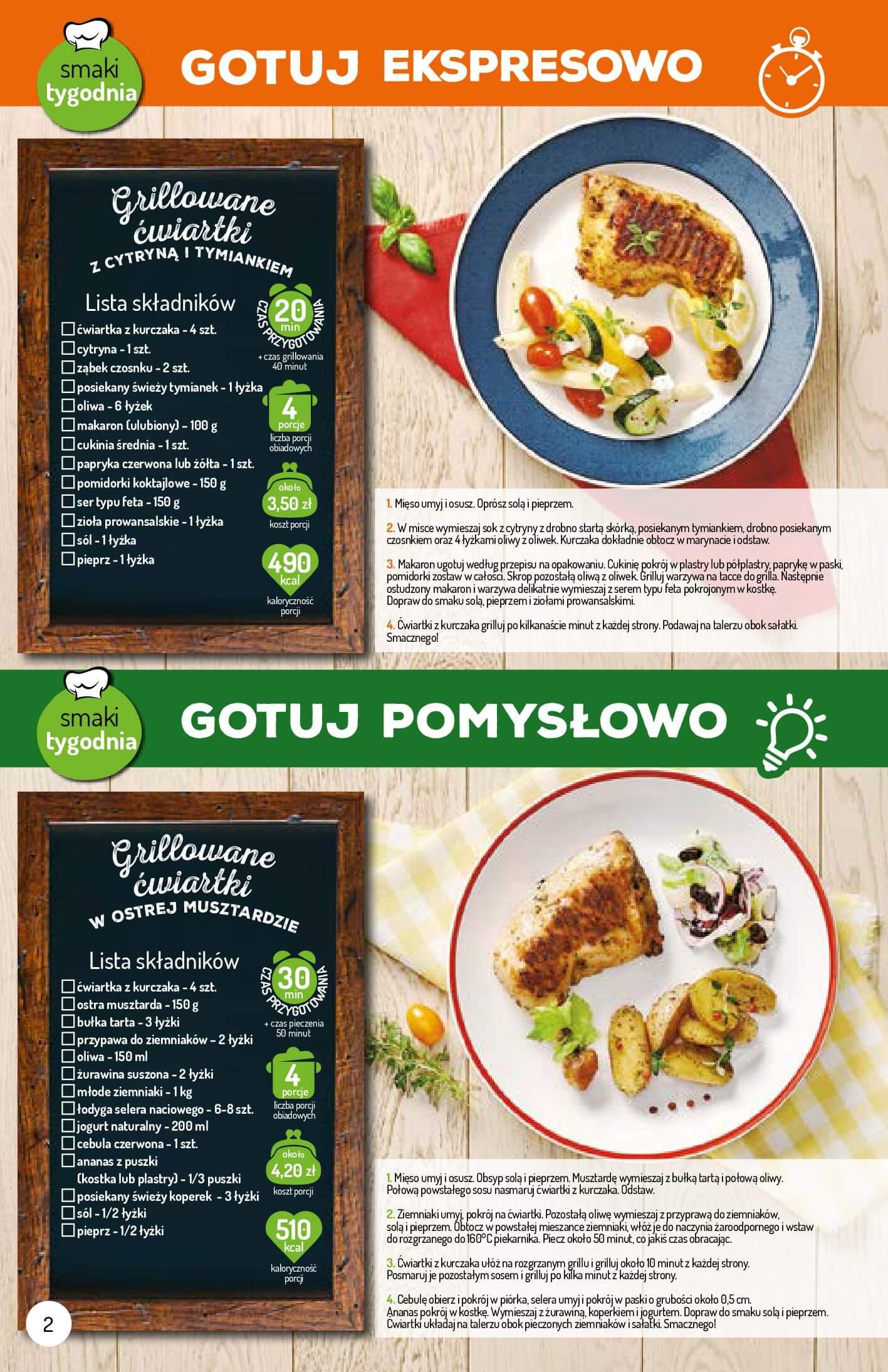 Gazetka Delikatesy Centrum - Oferta na art. spożywcze, kosmetyki i chemię-16.05.2018-23.05.2018-page-