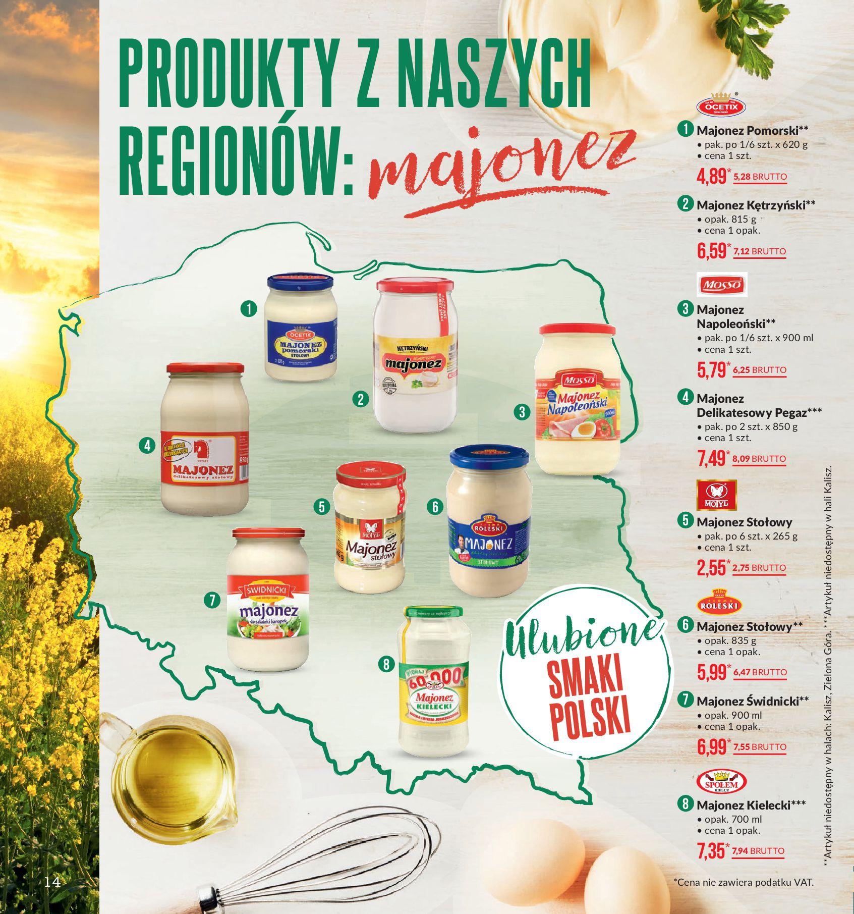 Gazetka Makro - Artykuły spożywcze-02.12.2019-16.12.2019-page-14