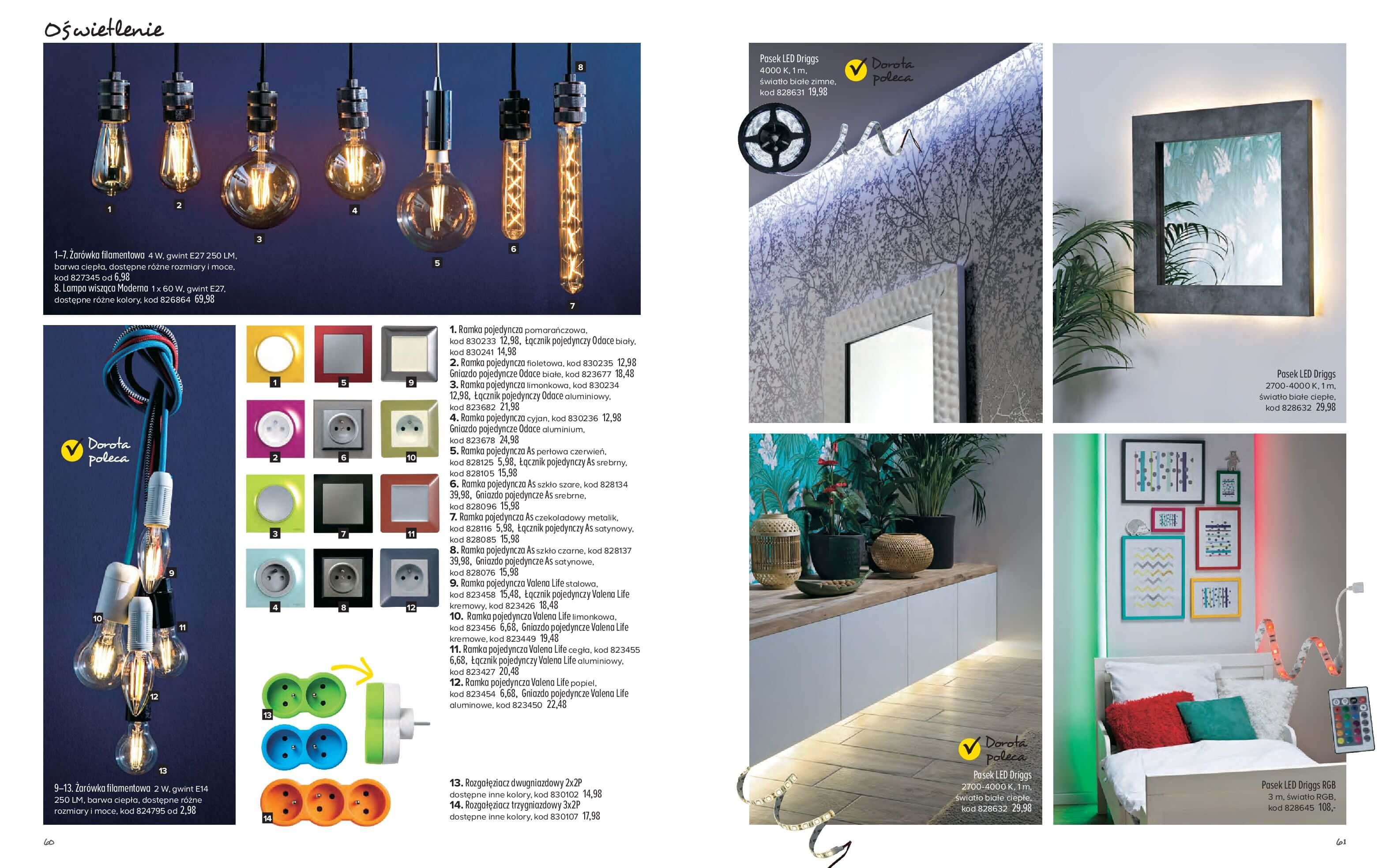 Gazetka Castorama - Dekoracje 2018-23.09.2018-31.01.2019-page-